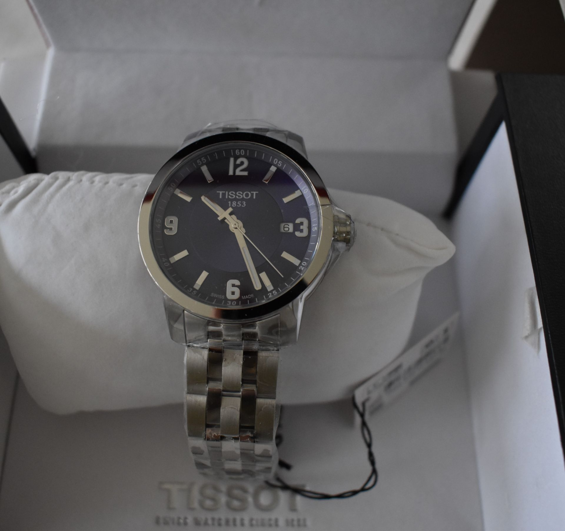 Tissot Men's Watch TO55.410.11.047.00 - Image 3 of 3