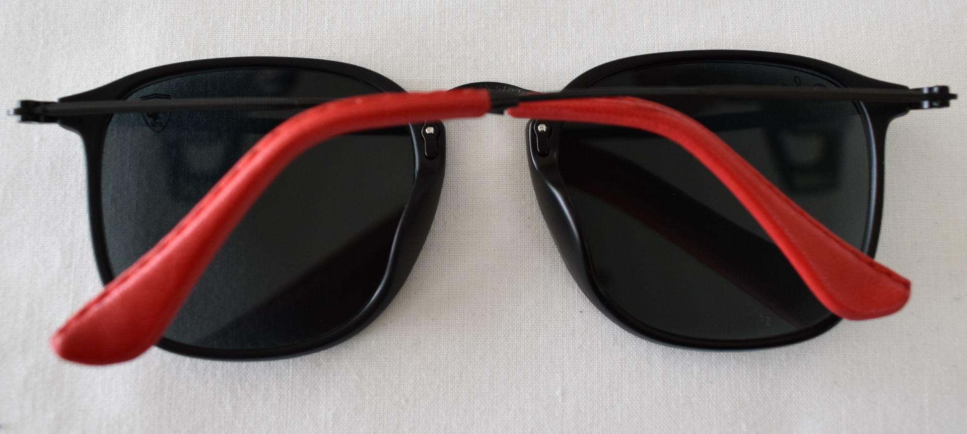 Ray Ban Sunglasses(Ferrari) ORB2448N 602/87 *3N - Image 3 of 4