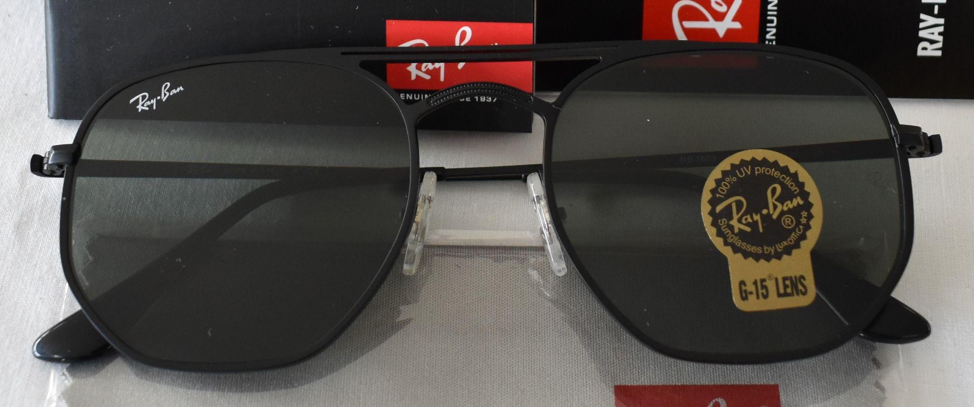 Ray Ban Sunglasses ORB3609N 148/11 *3N - Image 2 of 3