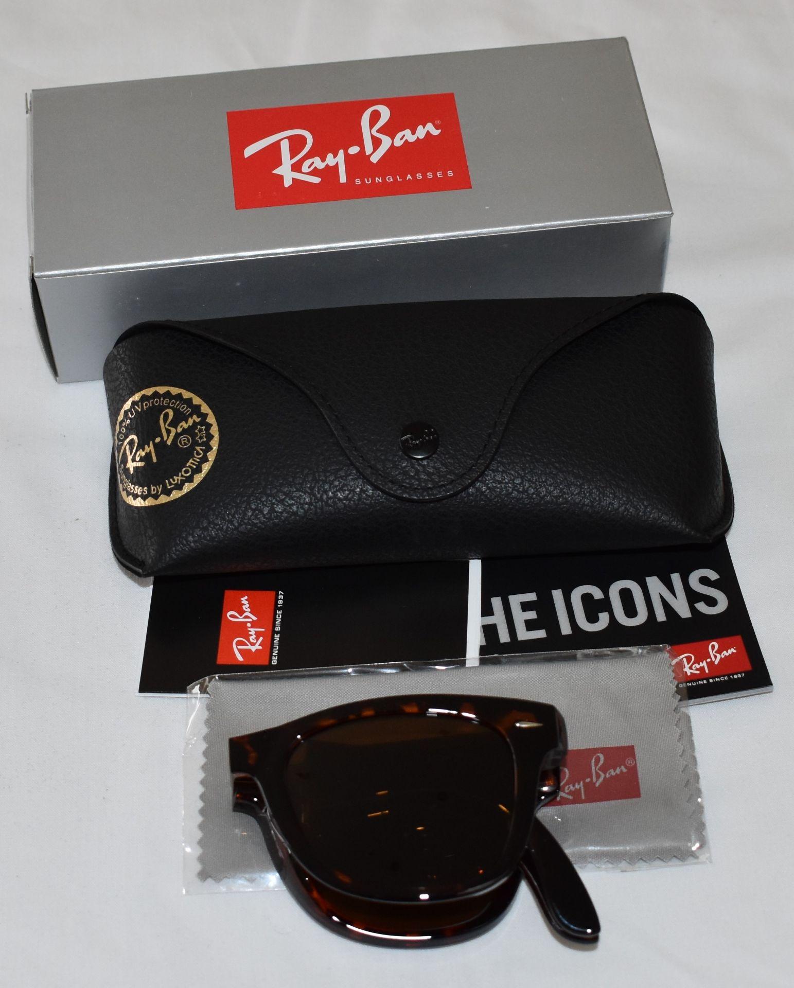 Ray Ban Sunglasses ORB4105 710 *3N - Image 2 of 3