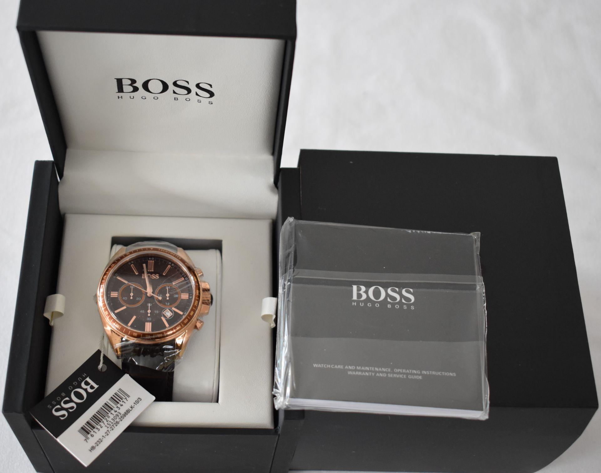Hugo Boss Men's Watch 1513093