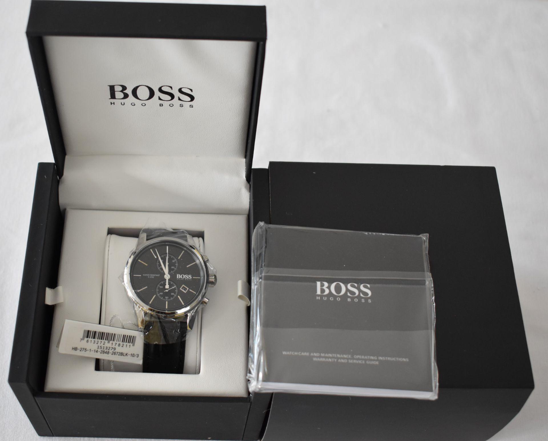 Hugo Boss Men's Watch 1513279