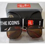 Ray Ban Sunglasses (Ferrari)ORB2448N 710 *3N