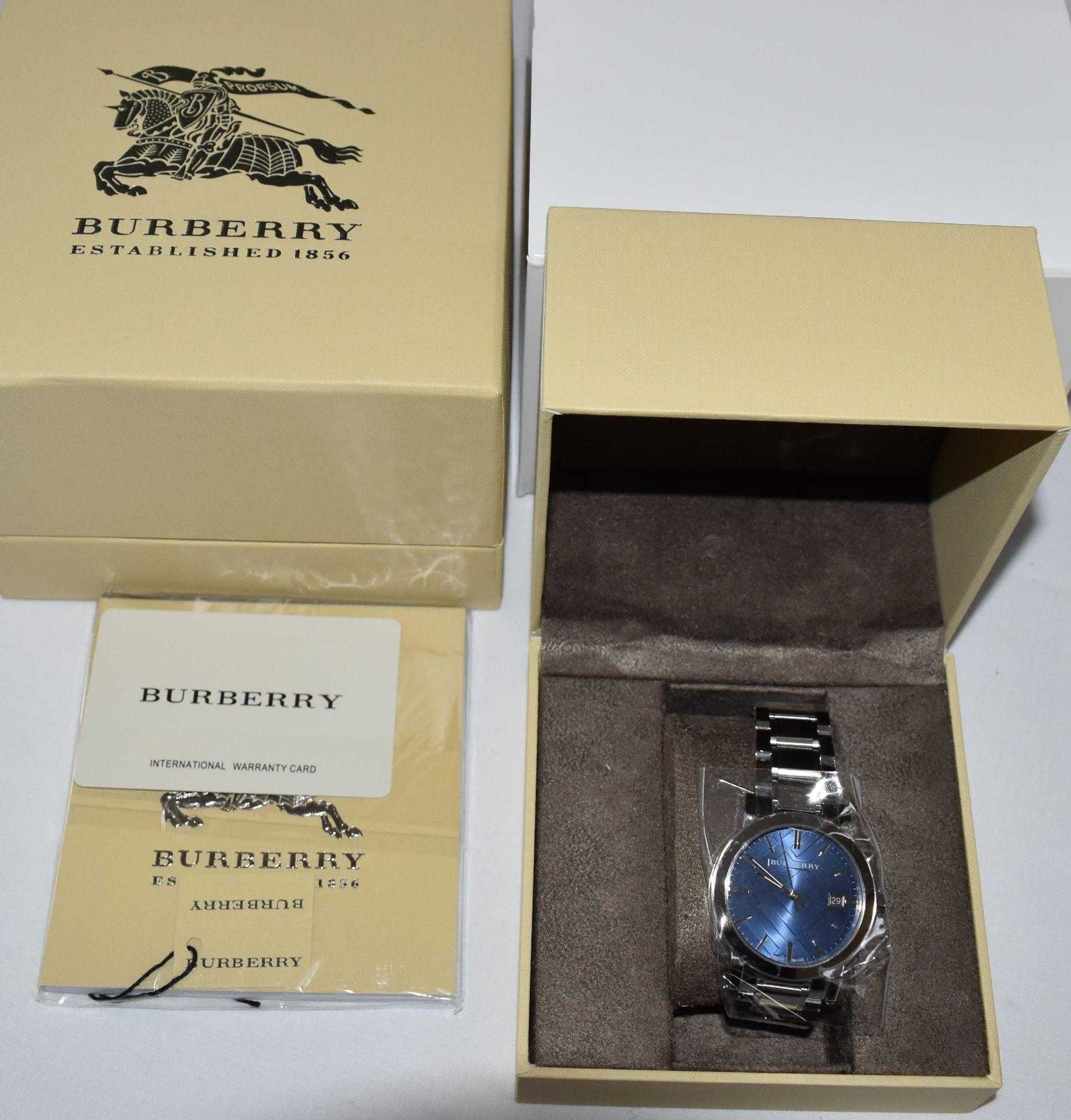 Burberry Men`s Watch BU9031