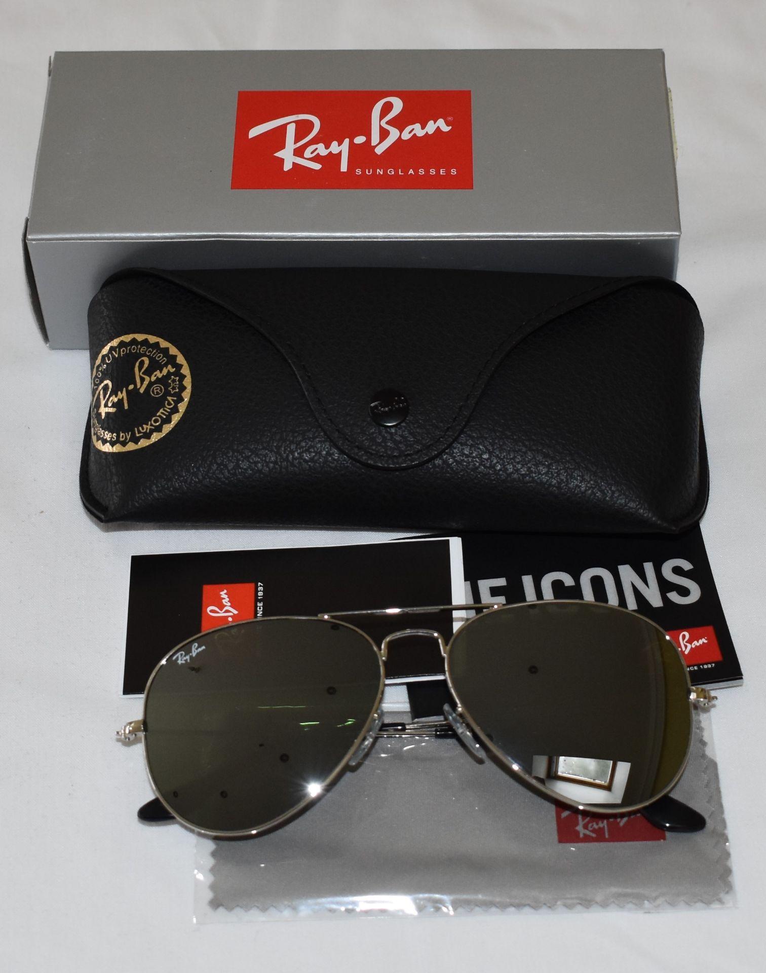 Ray Ban Sunglasses ORB3025 W3277 *3N