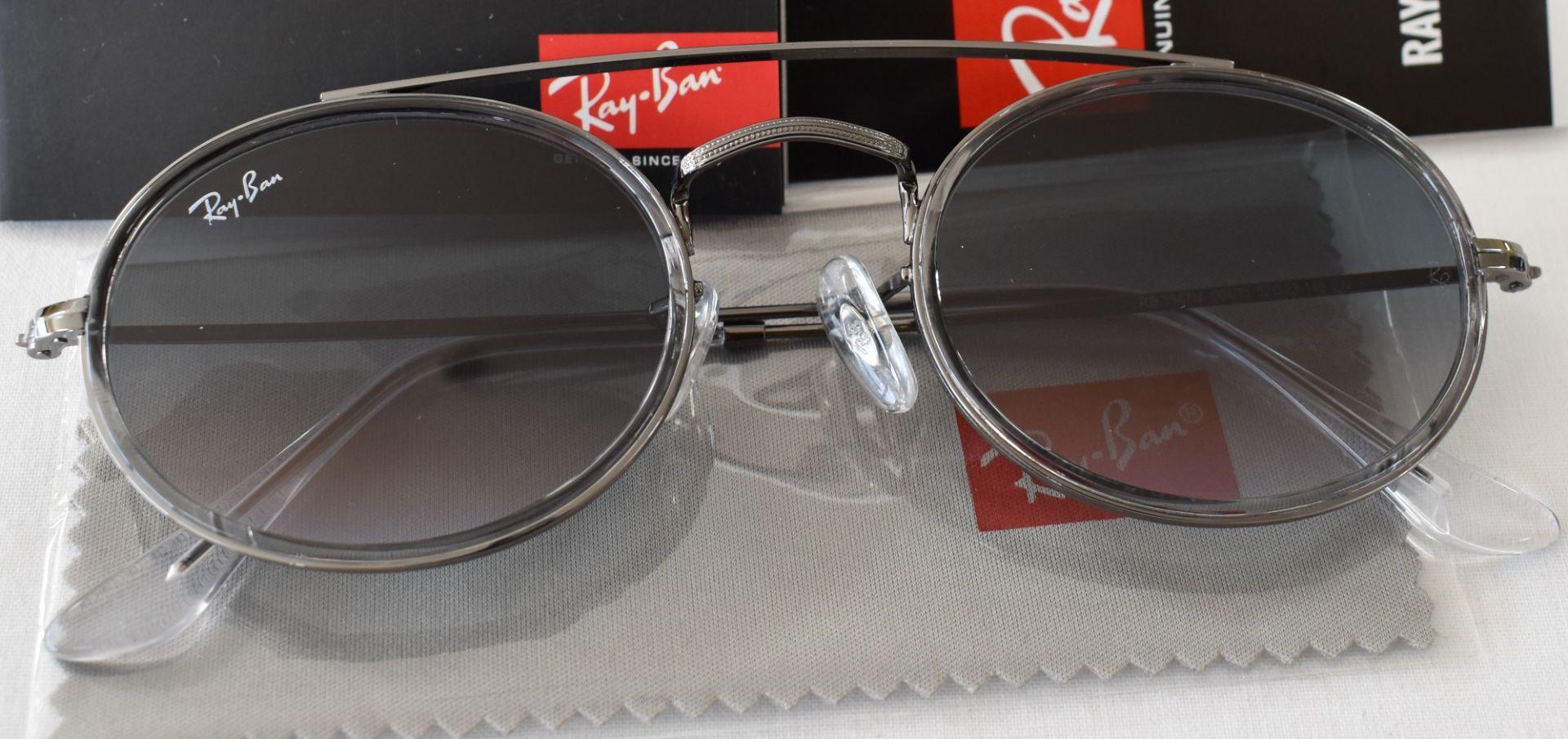 Ray Ban Sunglasses ORB3847N 004/71 *2N - Image 2 of 3