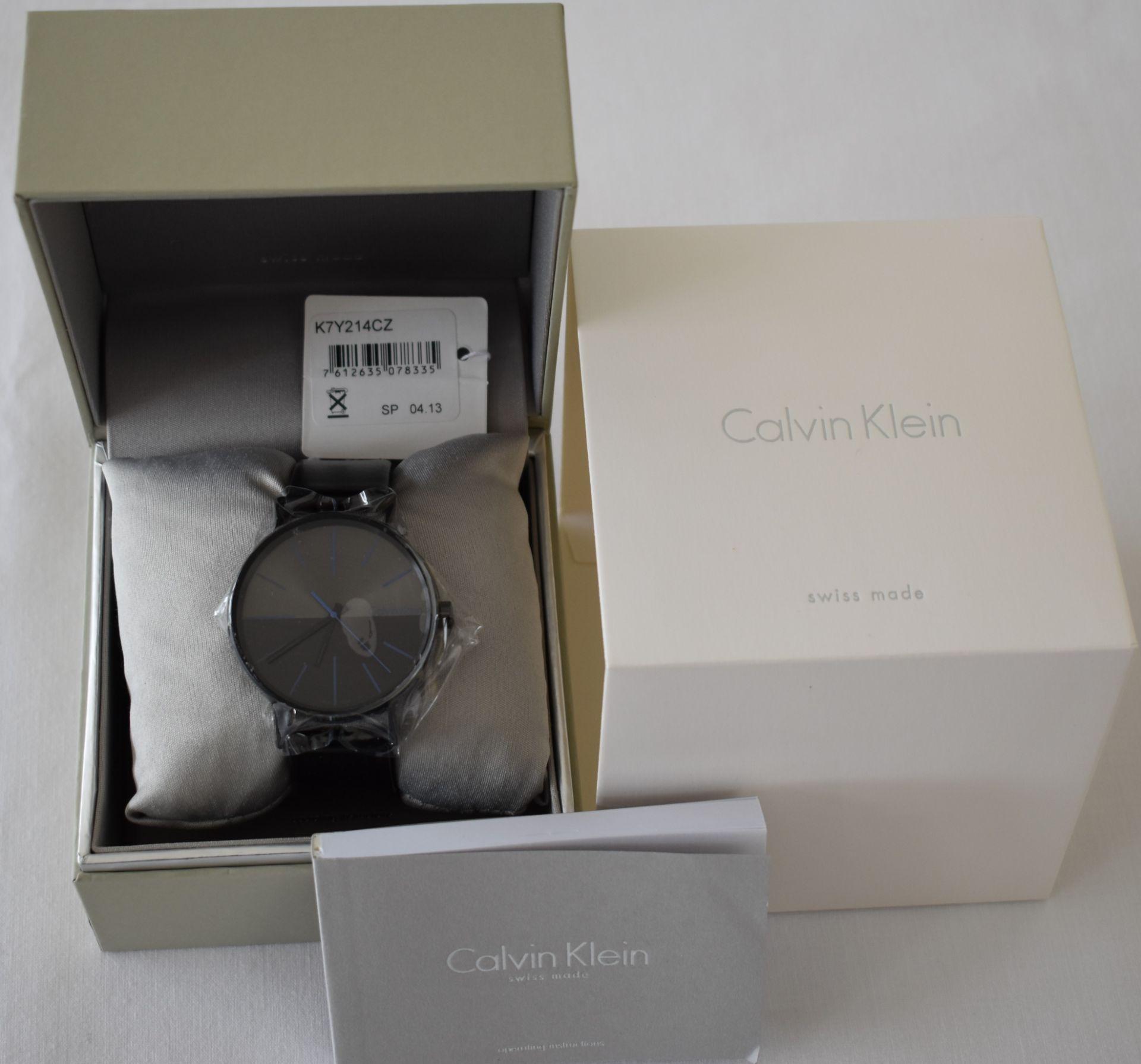 Calvin klein K7Y214CZ Men's Watch - Image 2 of 2