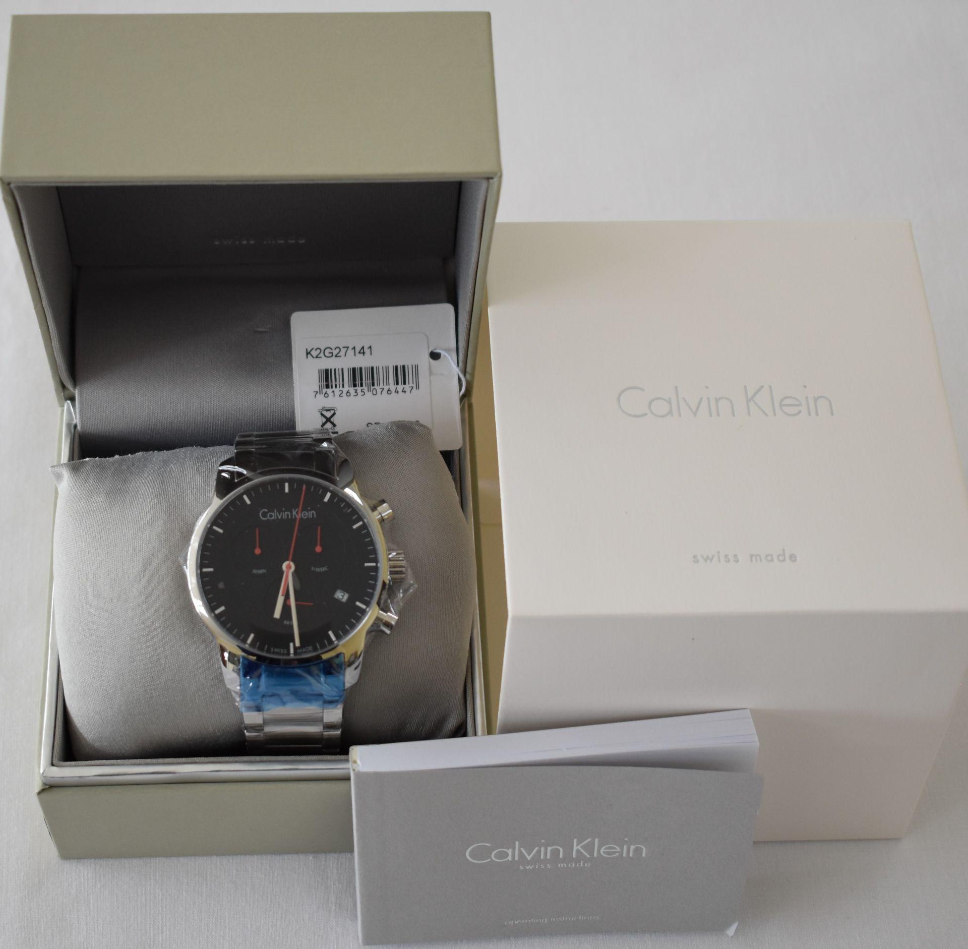 Calvin klein K2G27141 Men's Watch - Image 2 of 2