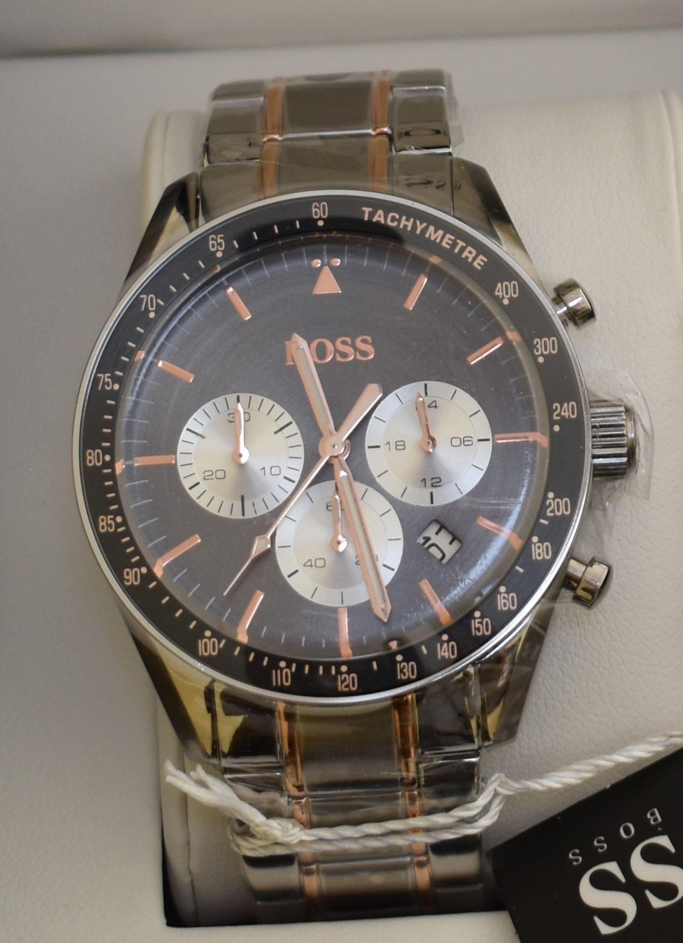 Hugo Boss Men's Watch HB1513634 - Image 2 of 2