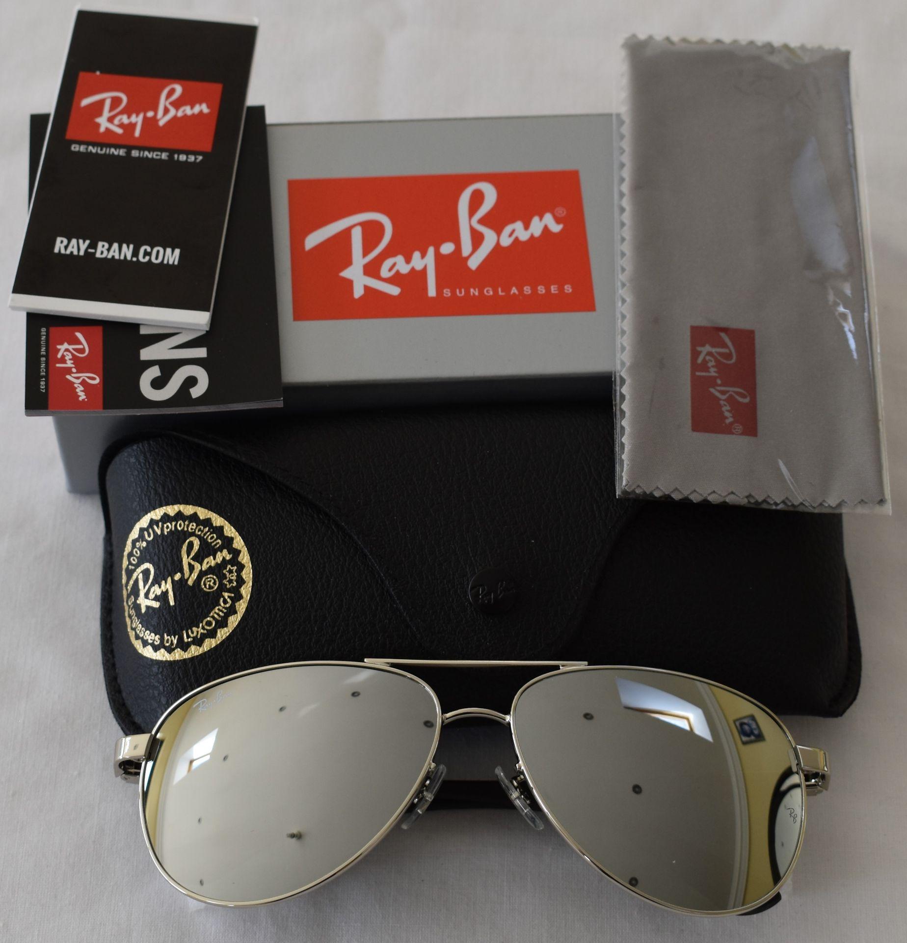 Ray Ban Sunglasses ORB8313 003/40 *2N