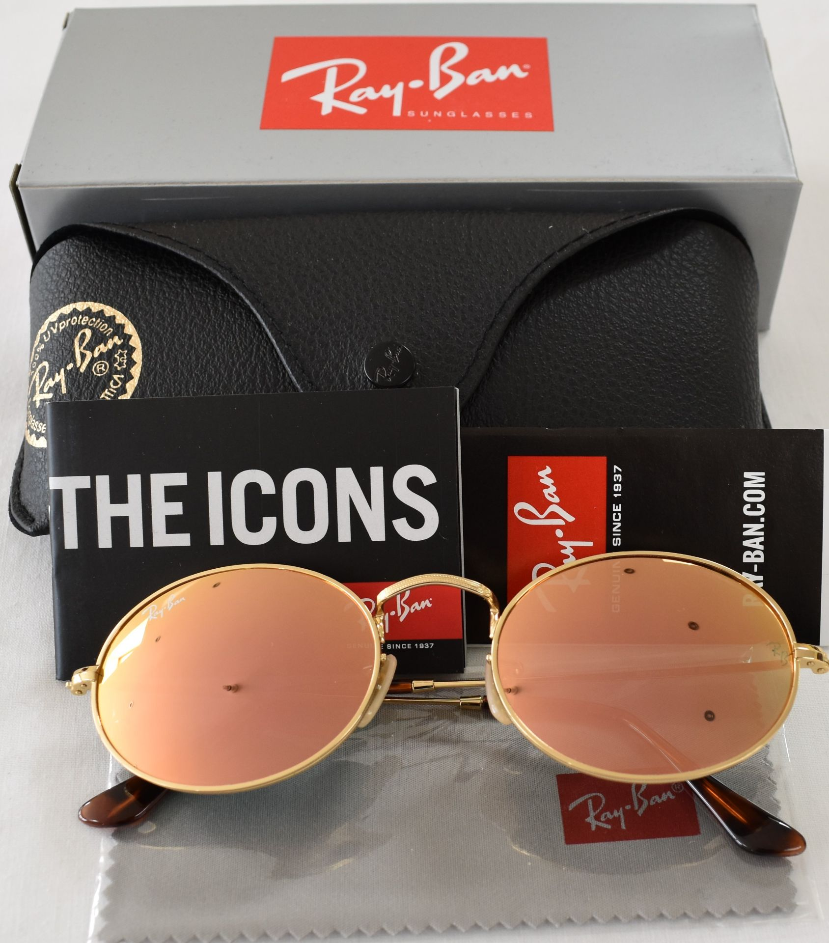 Ray Ban Sunglasses ORB3547N 001/Z2 *3N