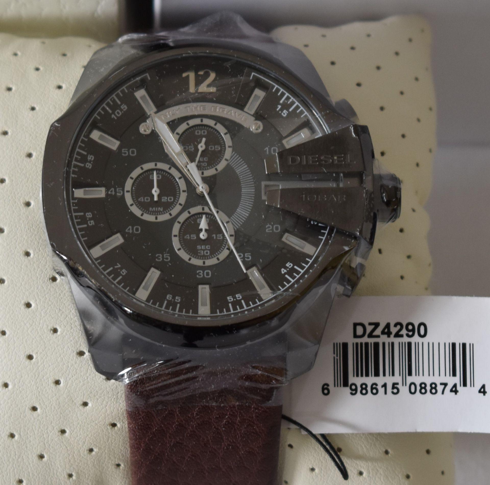 Diesel Men's Watch DZ4290 - Image 2 of 2