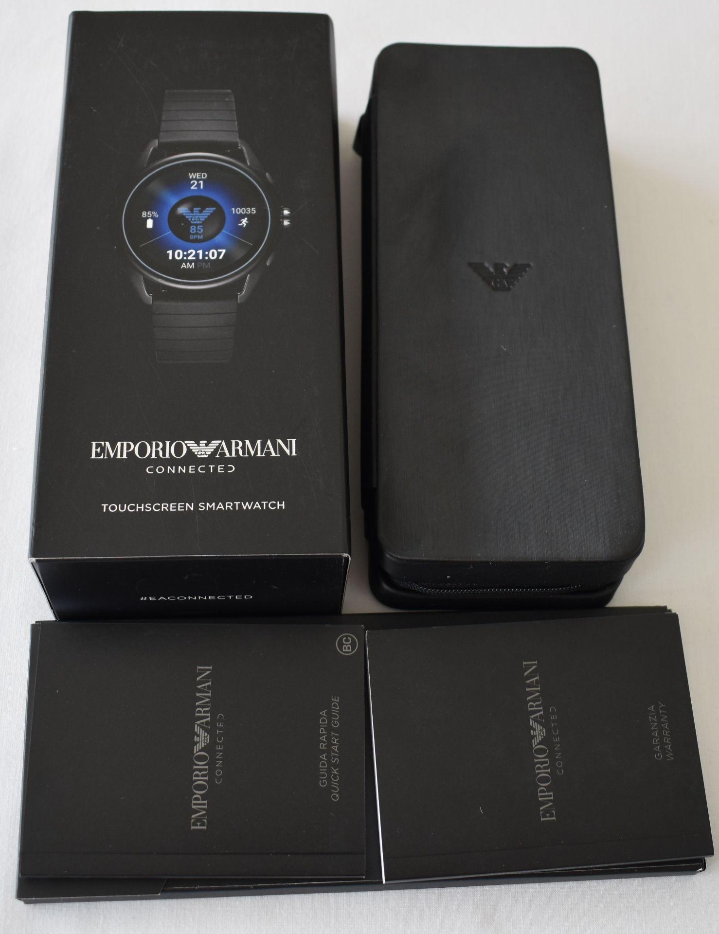 Emporio Armani Men's Smart Watch ART5017
