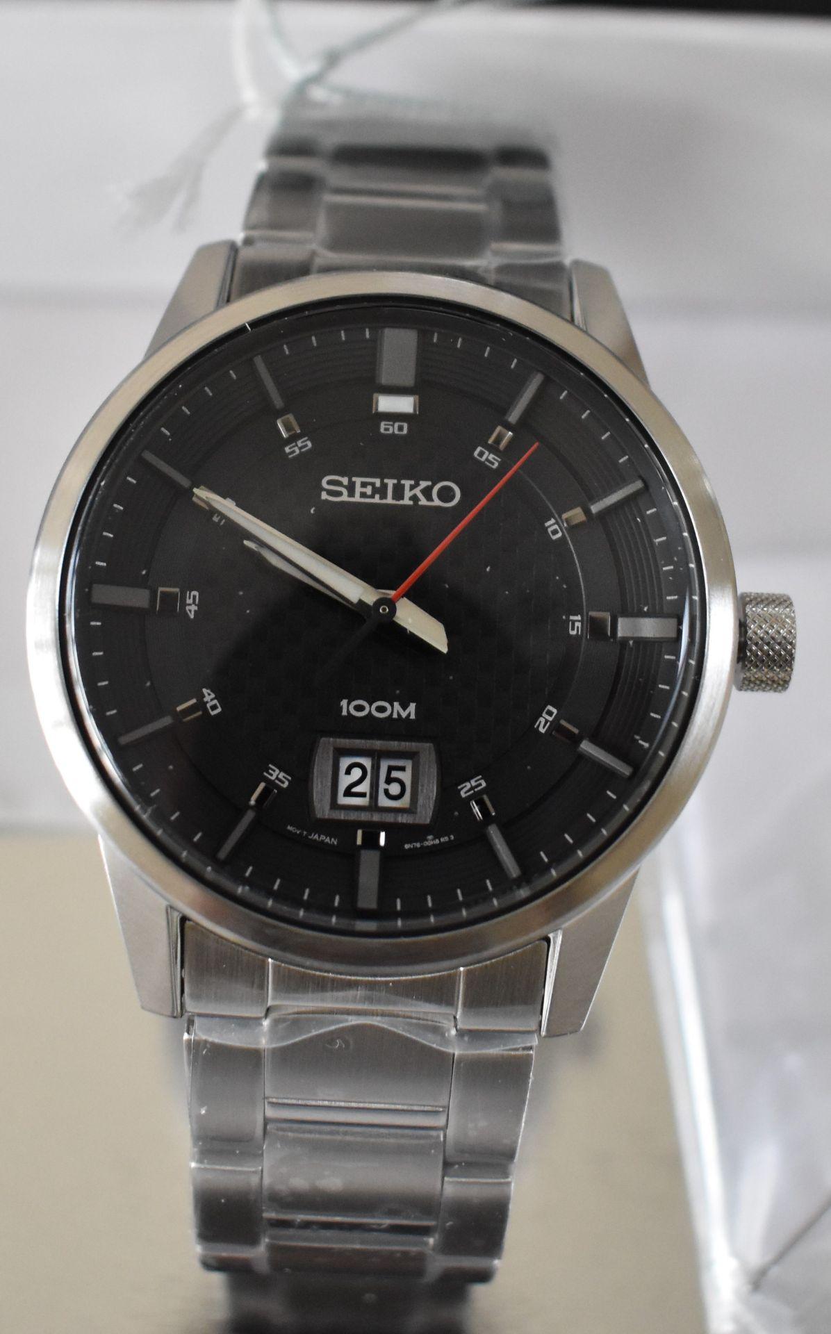 Seiko Men's Watch SUR269P1 - Image 2 of 2