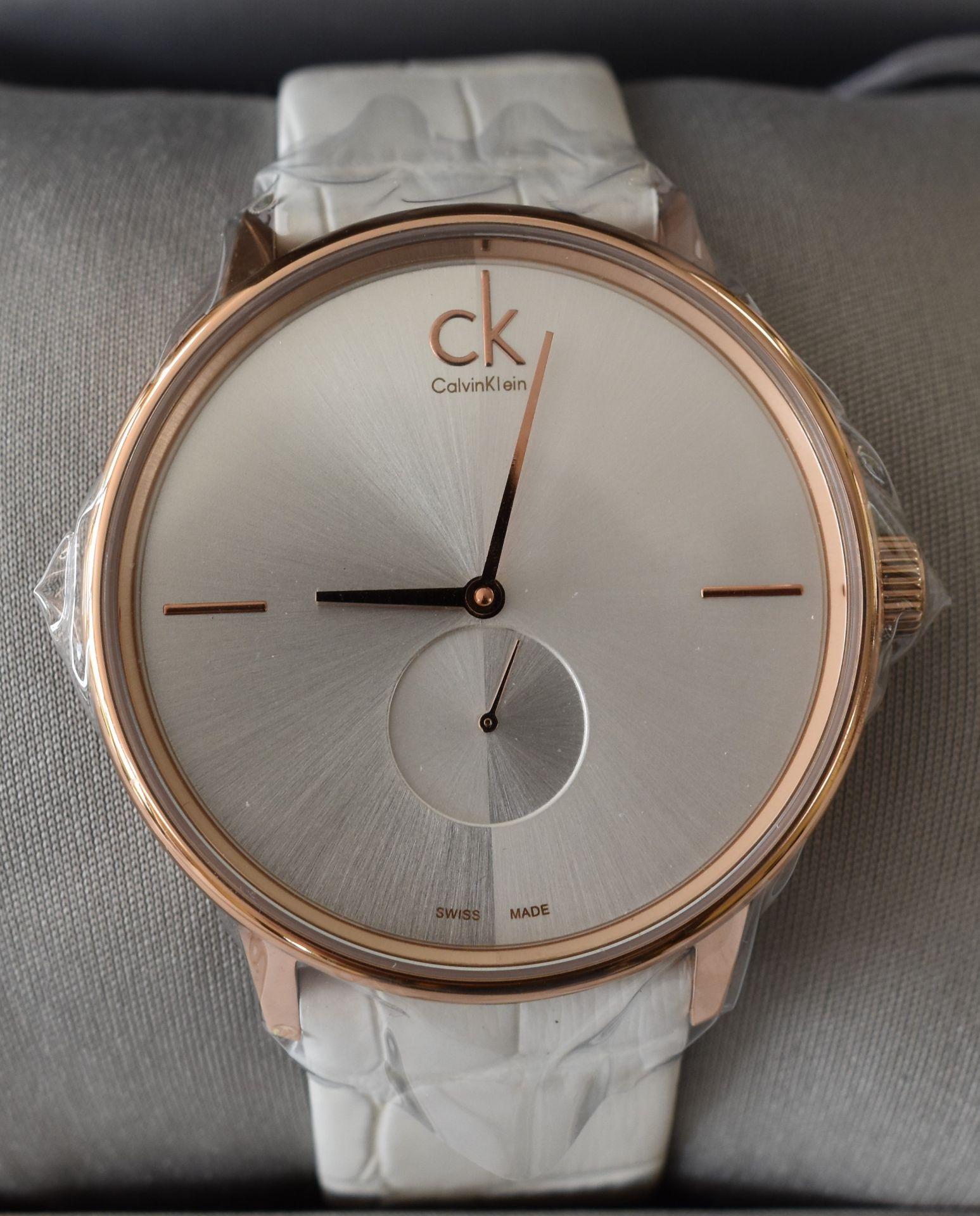 Calvin Klein K2Y216K6 Ladies Watch - Image 2 of 2
