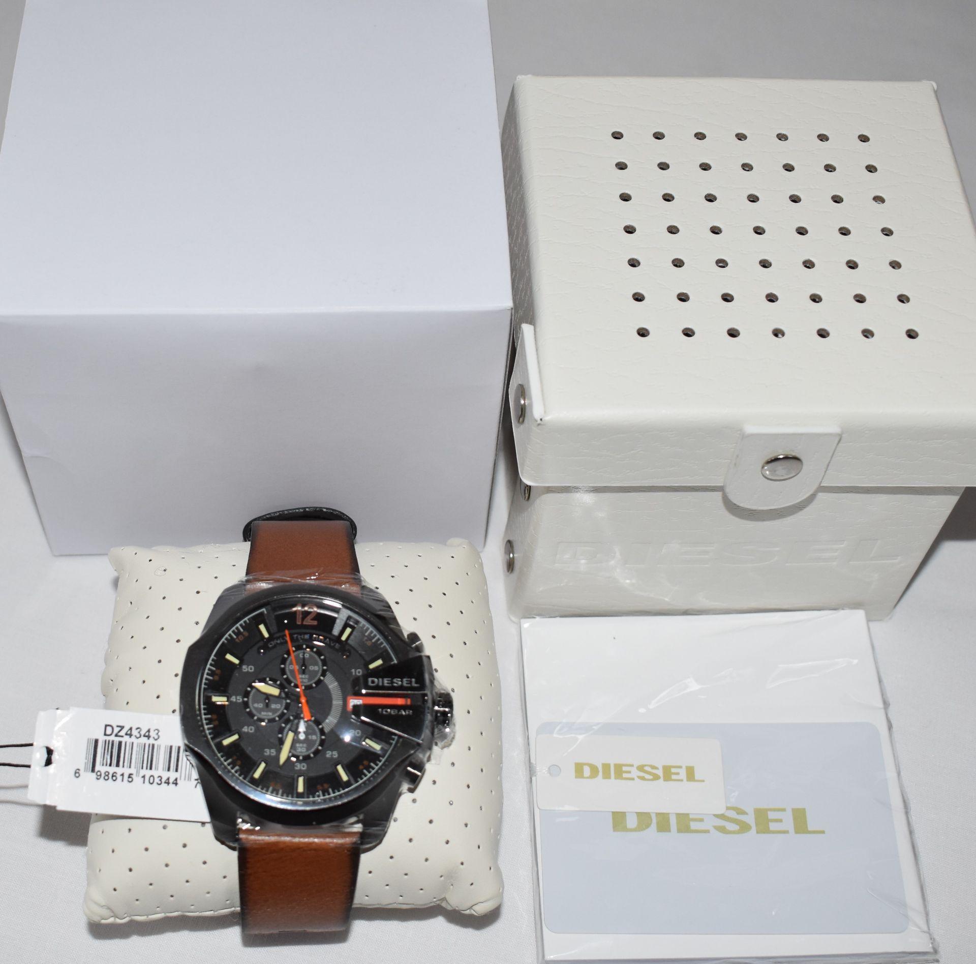 Diesel Men's Watch DZ4343 - Image 2 of 2