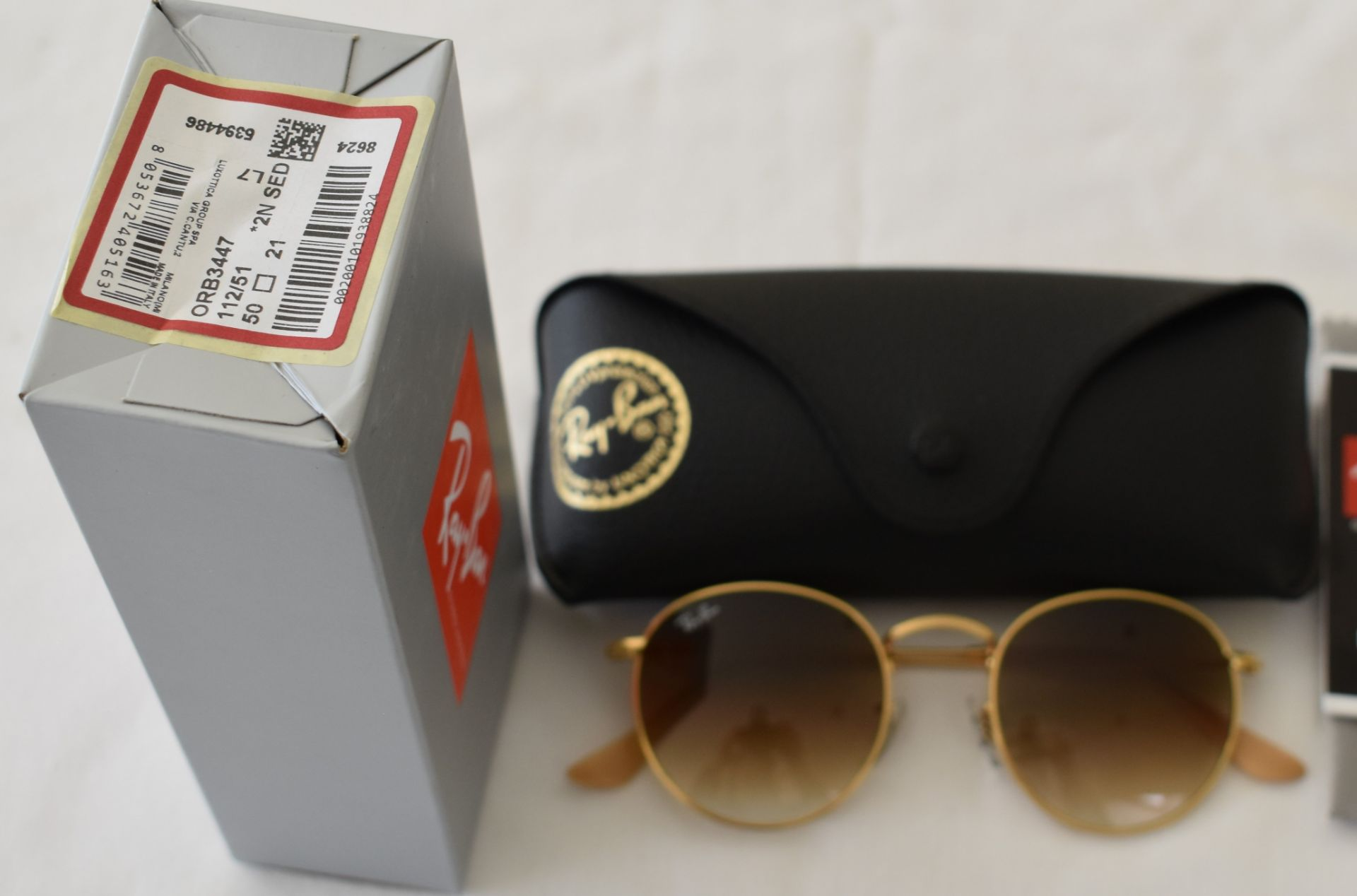 Ray Ban Sunglasses ORB3447 112/51 *2N - Image 2 of 2