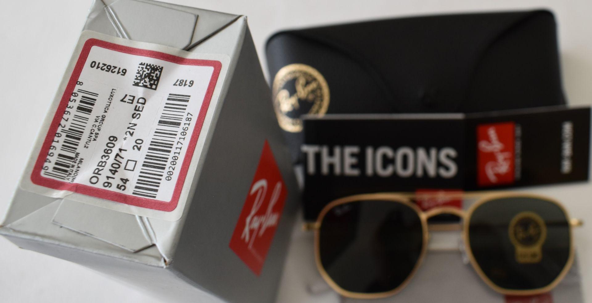 Ray Ban Sunglasses ORB3609 9140/71 *2N - Image 3 of 3