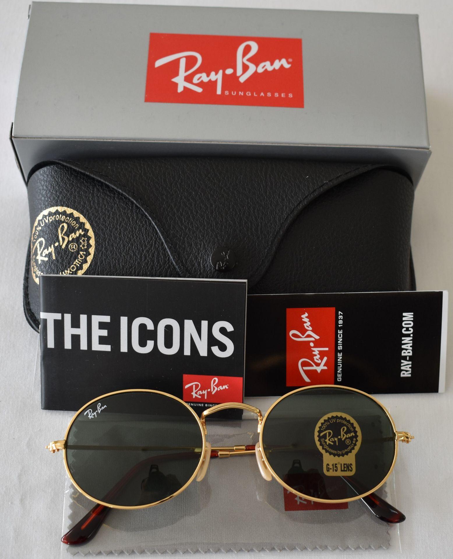 Ray Ban Sunglasses ORB3547N 001 *3N
