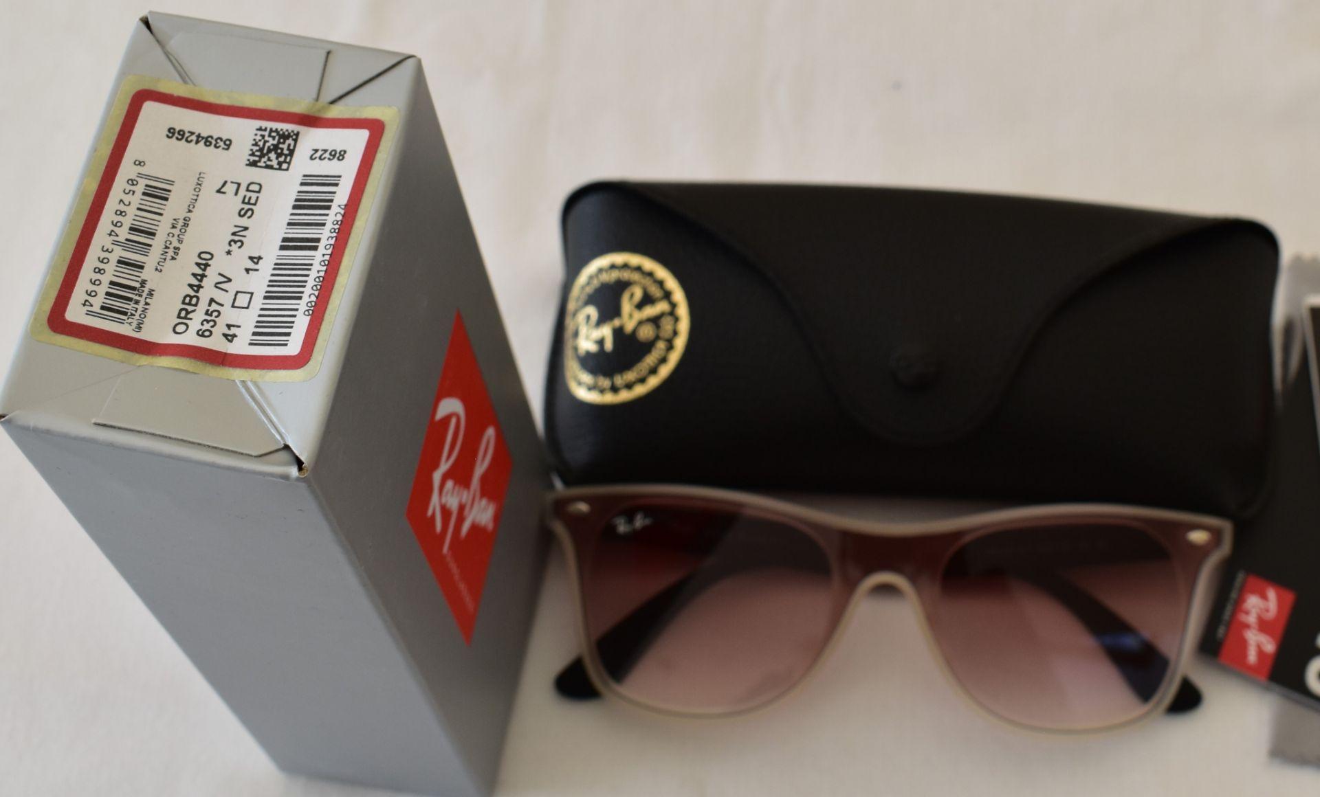 Ray Ban Sunglasses ORB4440 6357/V *3N - Image 2 of 2