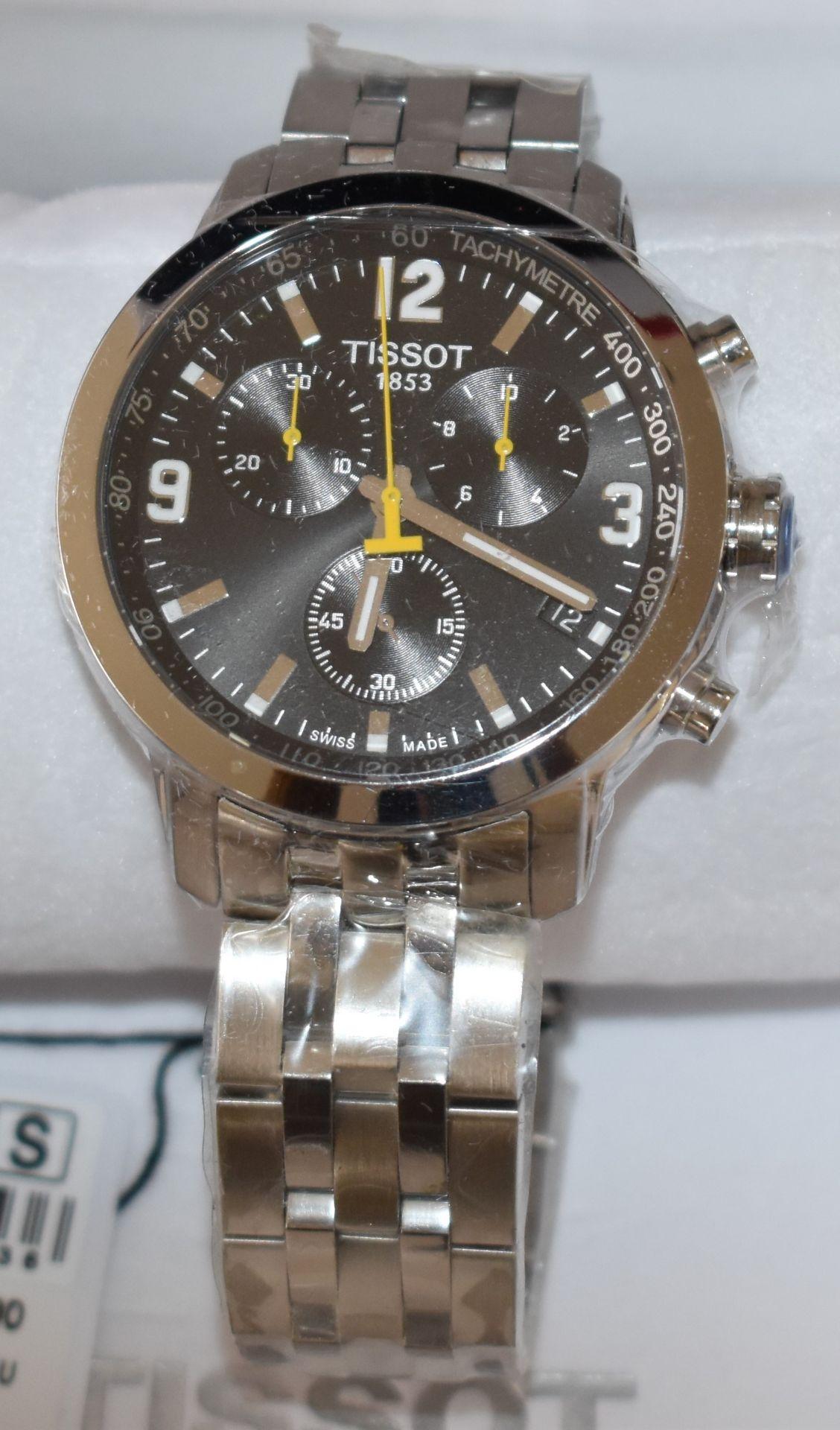 Tissot Men's Watch TO55.417.11.057.00 - Image 2 of 3