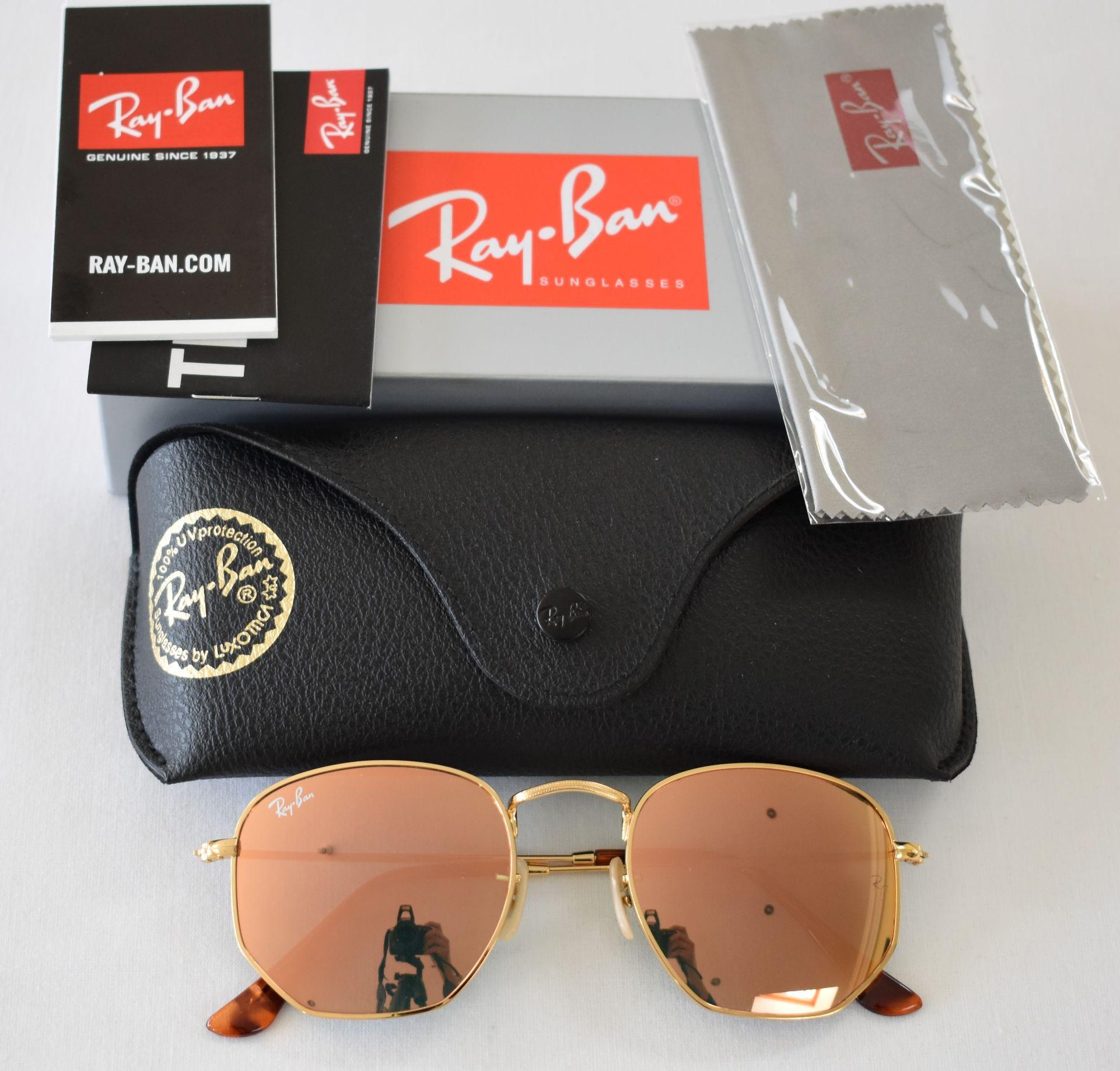 Ray Ban Sunglasses ORB3548N 001/Z2 *3N