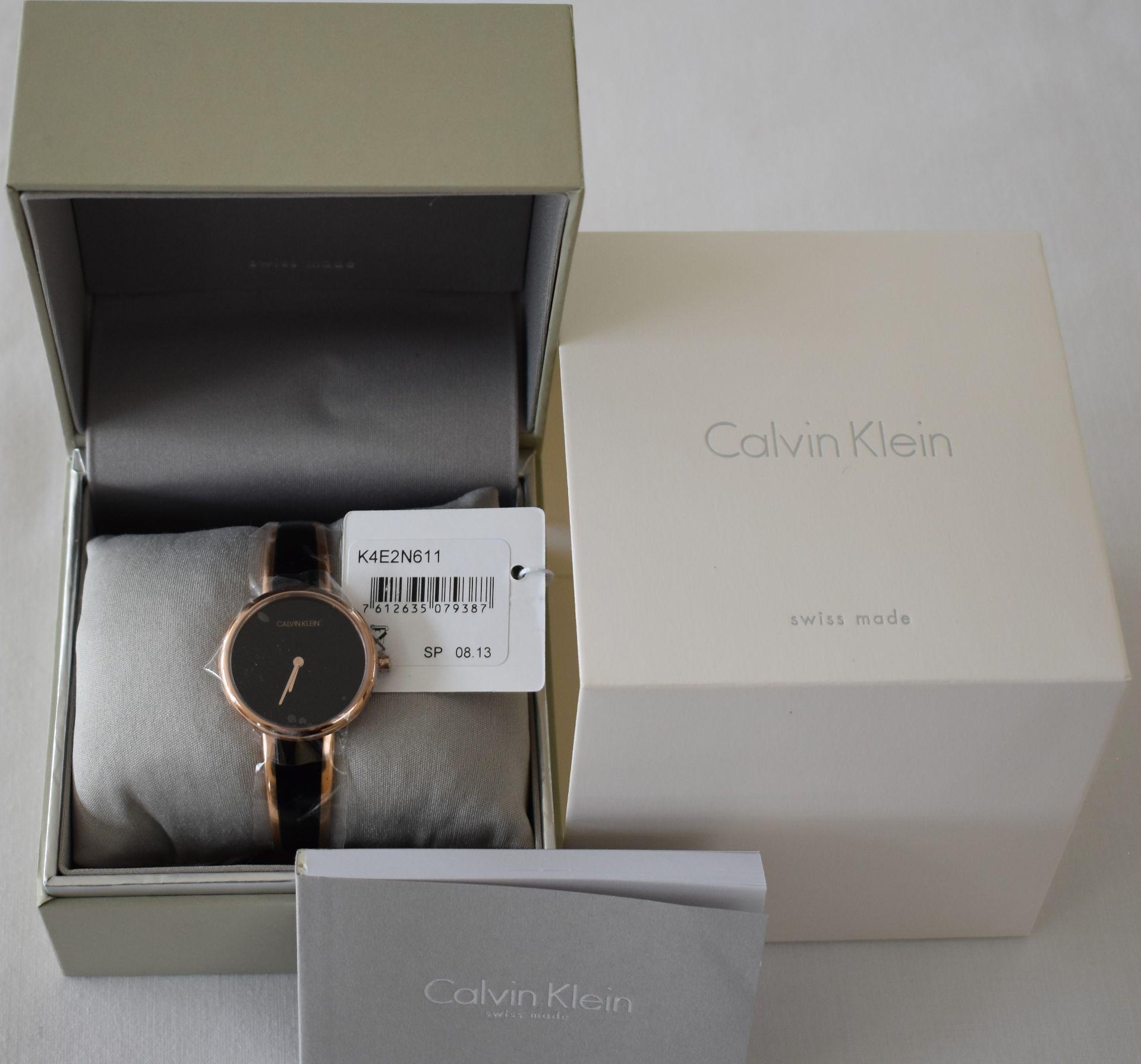 Calvin klein K4E2N611 Ladies Watch - Image 2 of 2