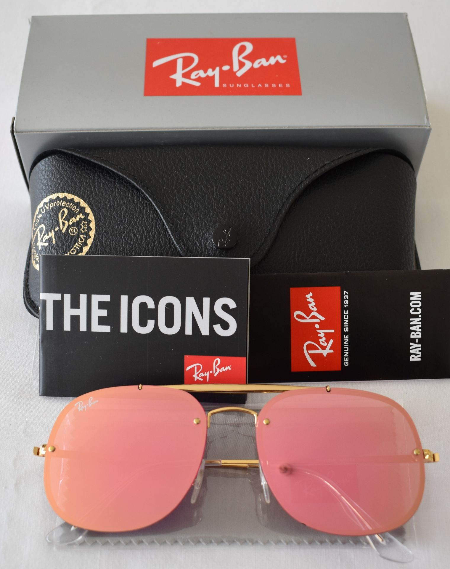 Ray Ban Sunglasses ORB3583N 9052/E4 *3N