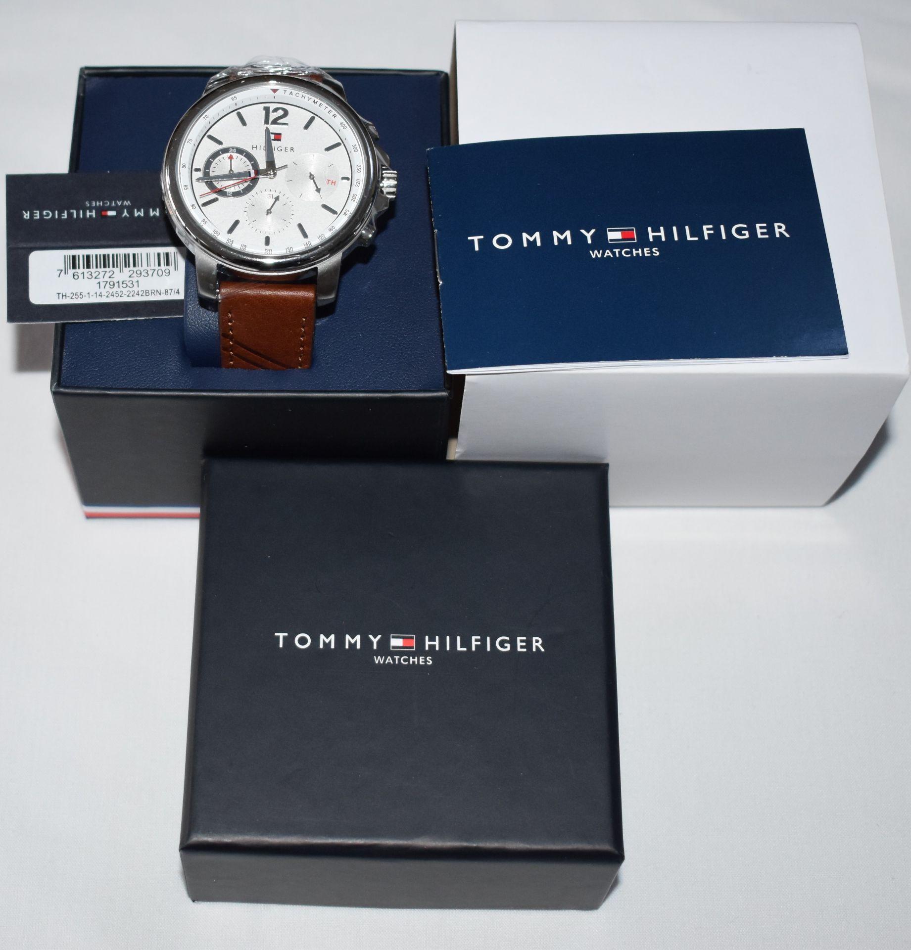 Tommy Hilfiger Men's Watch 1791531