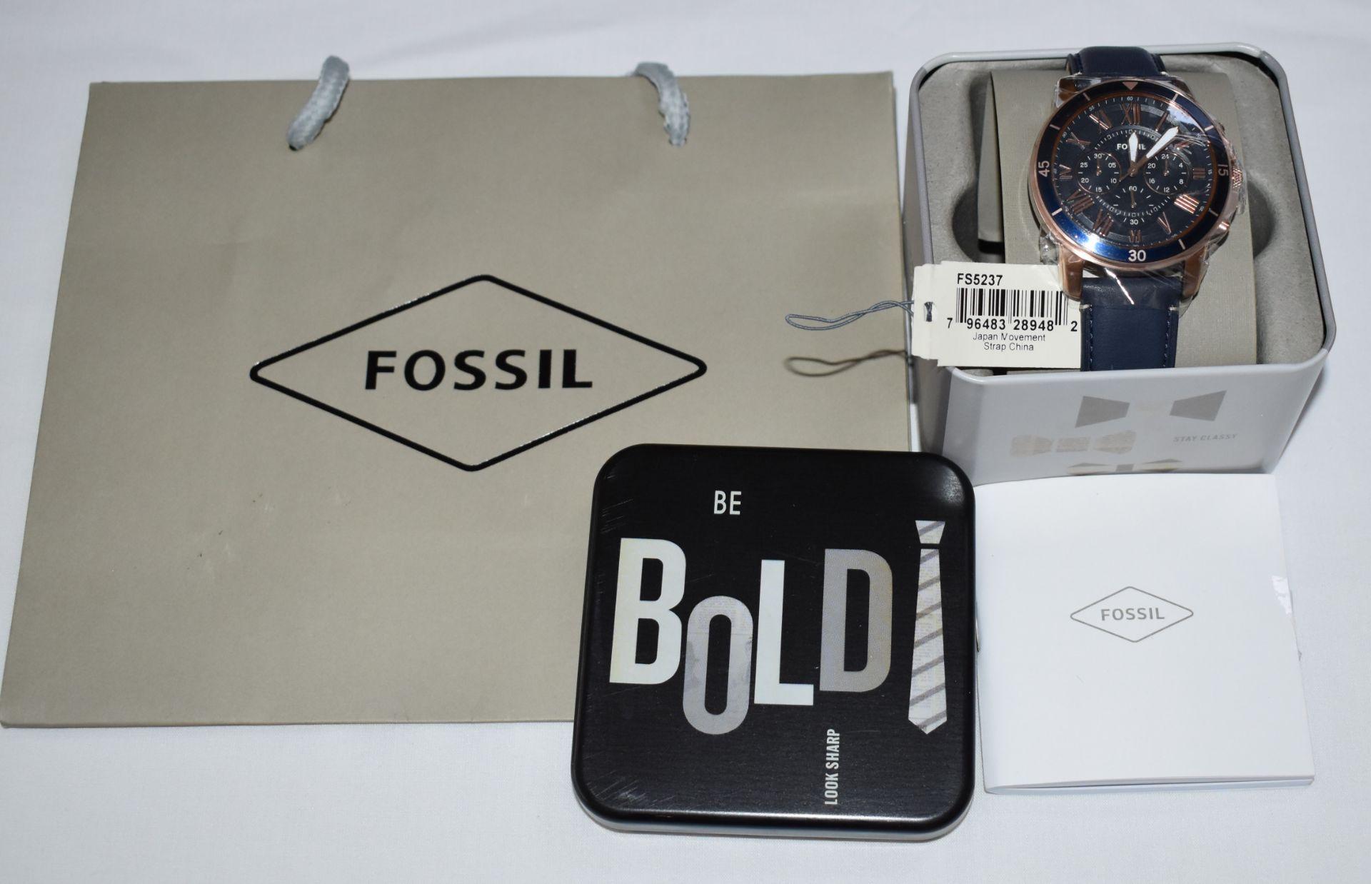 Fossil Men's Watch FS 5237