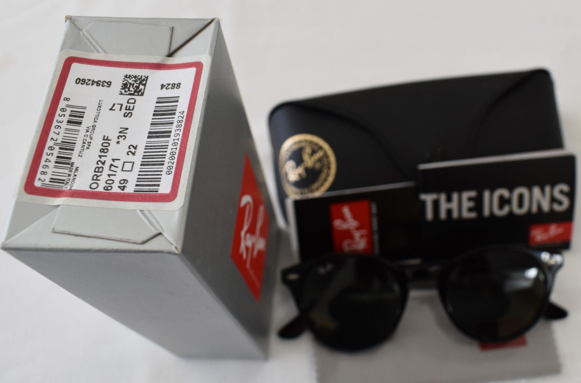 Ray Ban sunglasses ORB2180F 601/71 *3N - Image 2 of 2