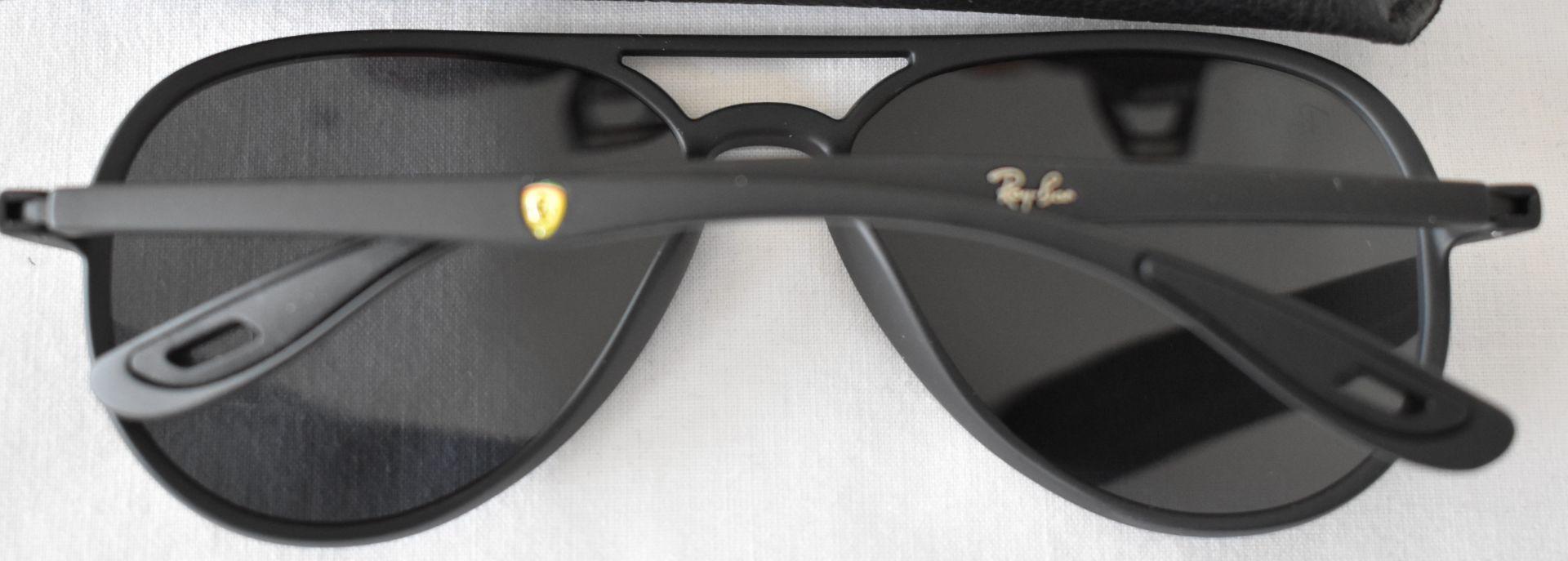 Ray Ban Sunglasses(Ferrari) ORB4320CH 622/87 *3P - Image 3 of 3