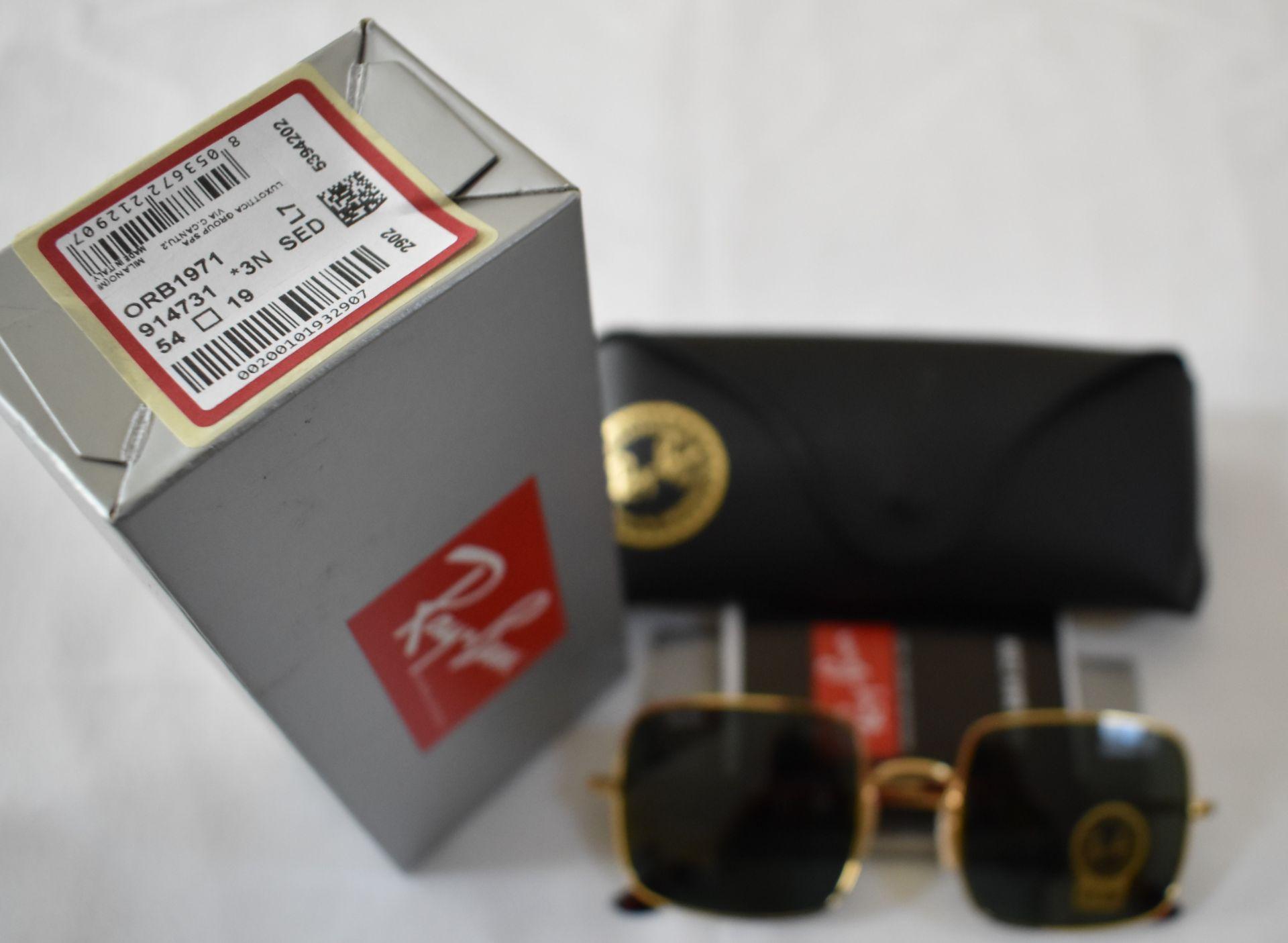 Ray Ban Sunglasses ORB1971 914731 *3N - Image 2 of 2