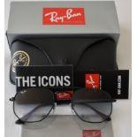 Ray Ban Sunglasses ORB3648 002/71 *2N