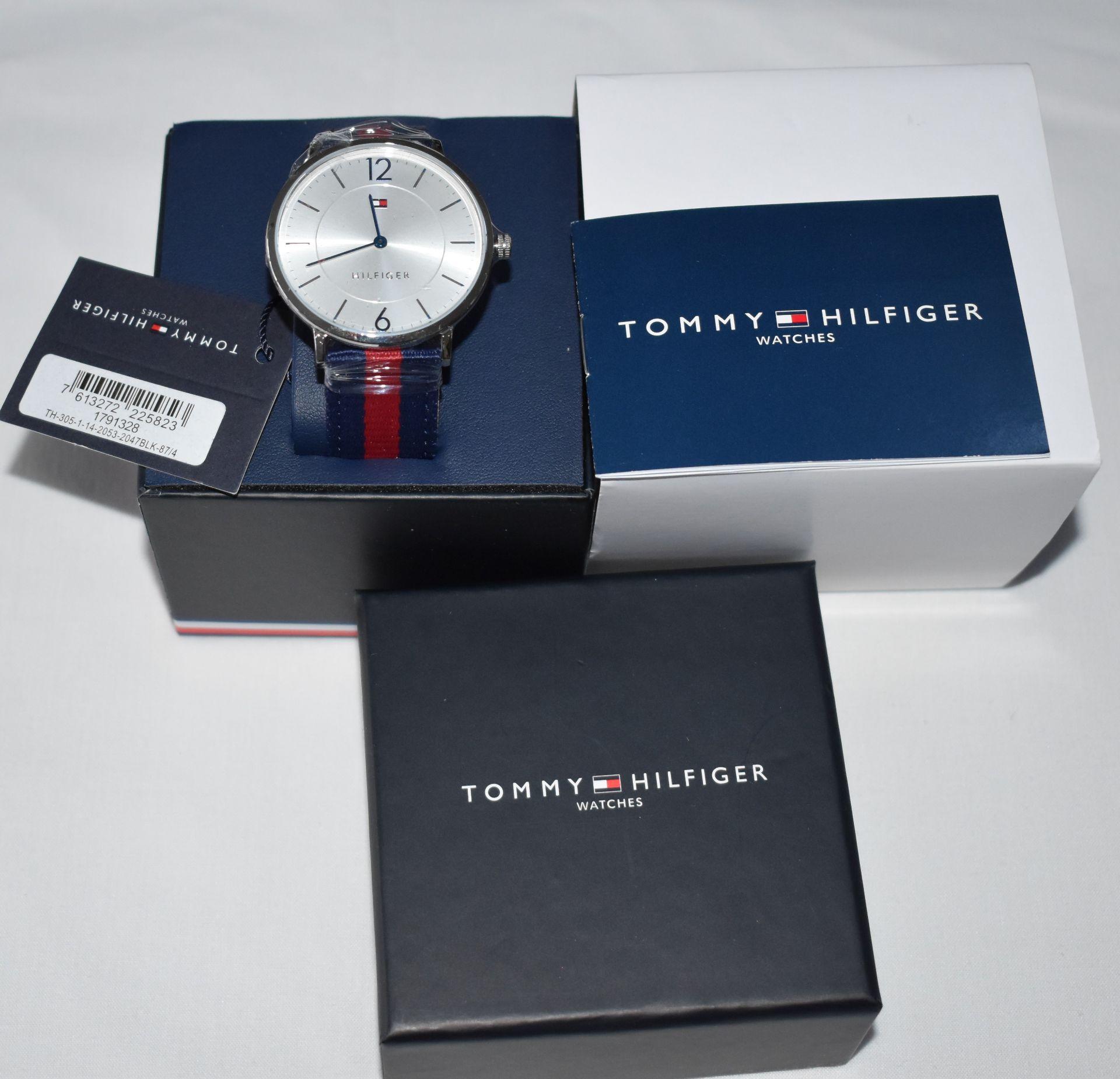 Tommy Hilfiger Men's Watch 1791328