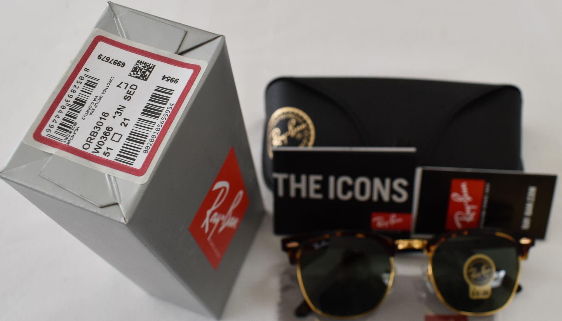Ray Ban Sunglasses ORB3016 W0366 *3N - Image 3 of 3