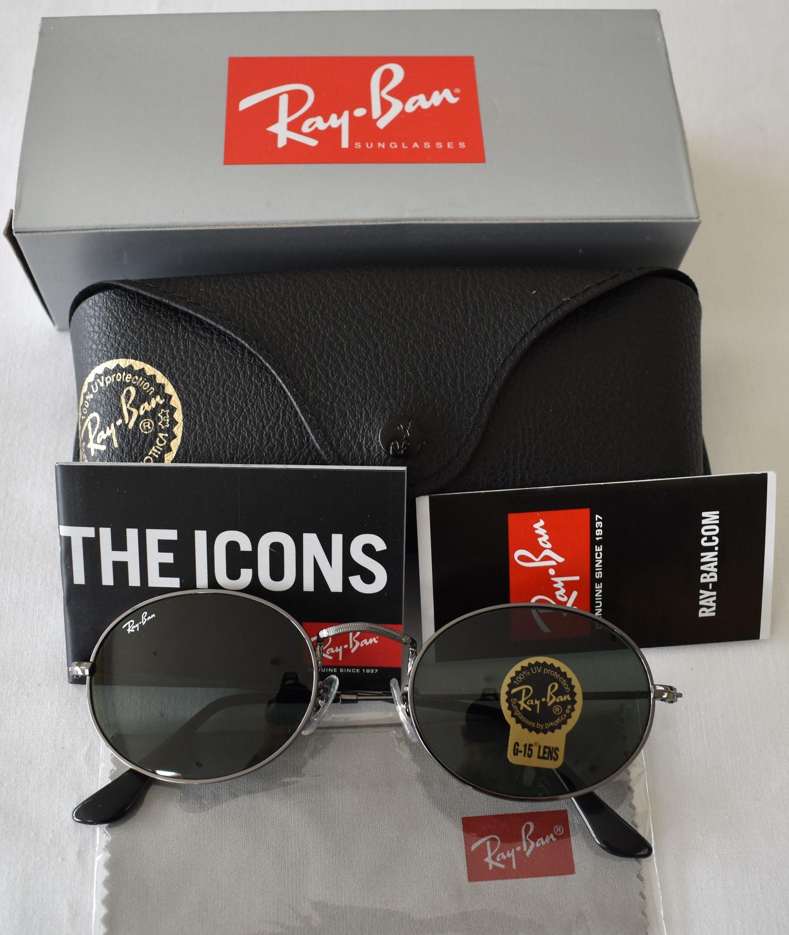 Ray Ban Sunglasses ORB3547N 004 *3N