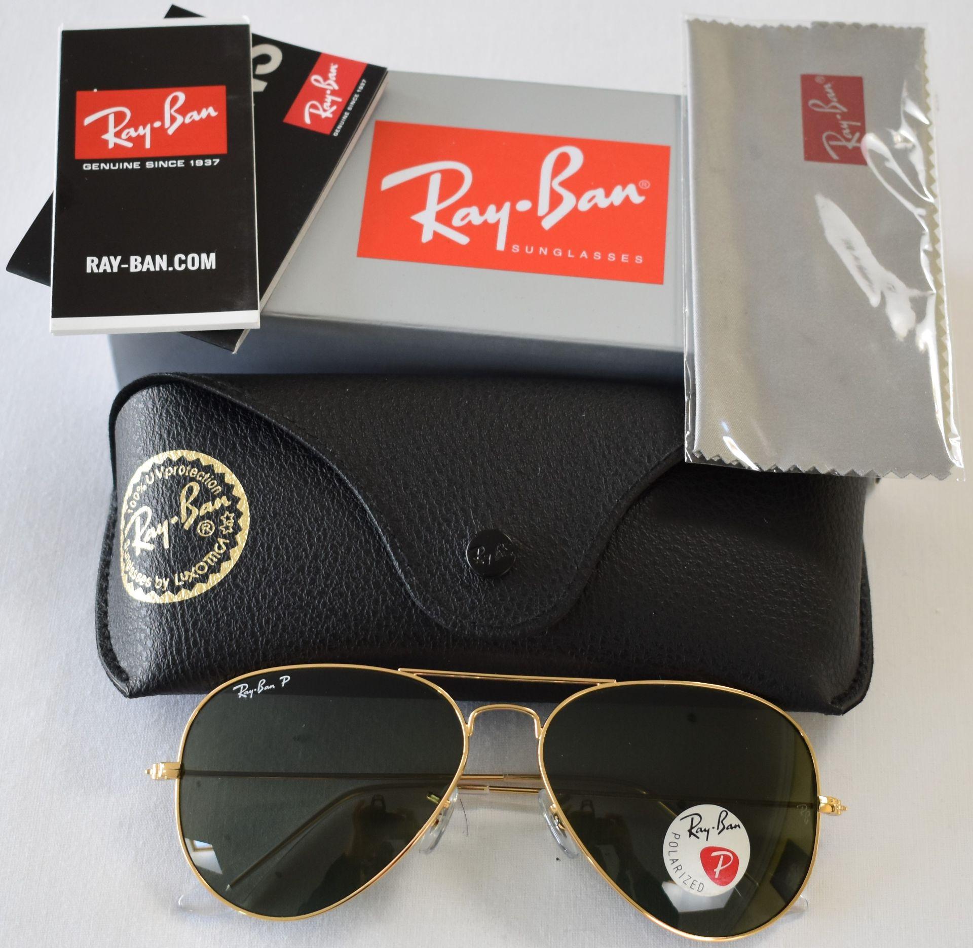 Ray Ban Sunglasses ORB3025 001/58 *3P