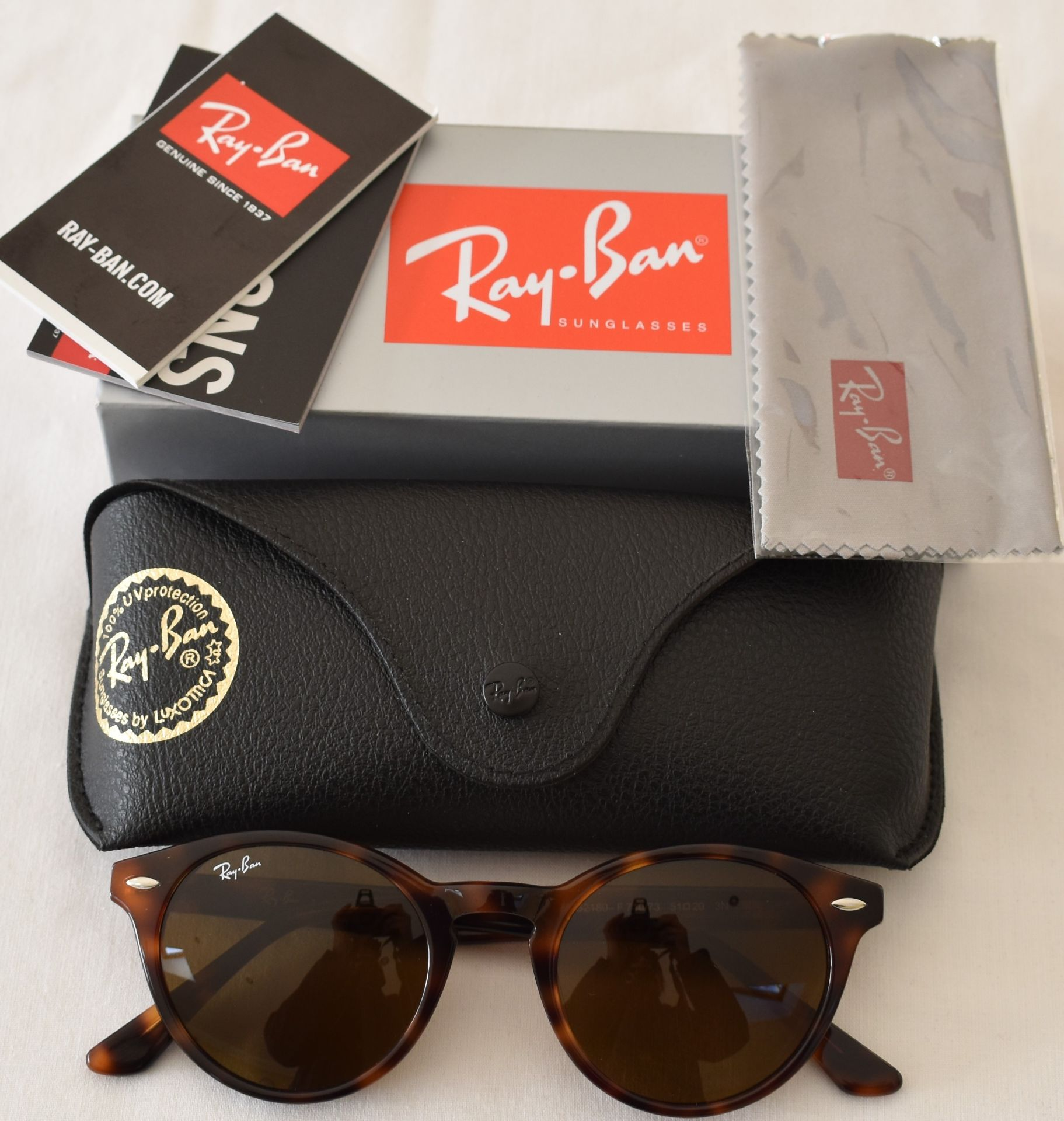 Ray Ban Sunglasses ORB2180F 710/73RB *3N - Image 3 of 3