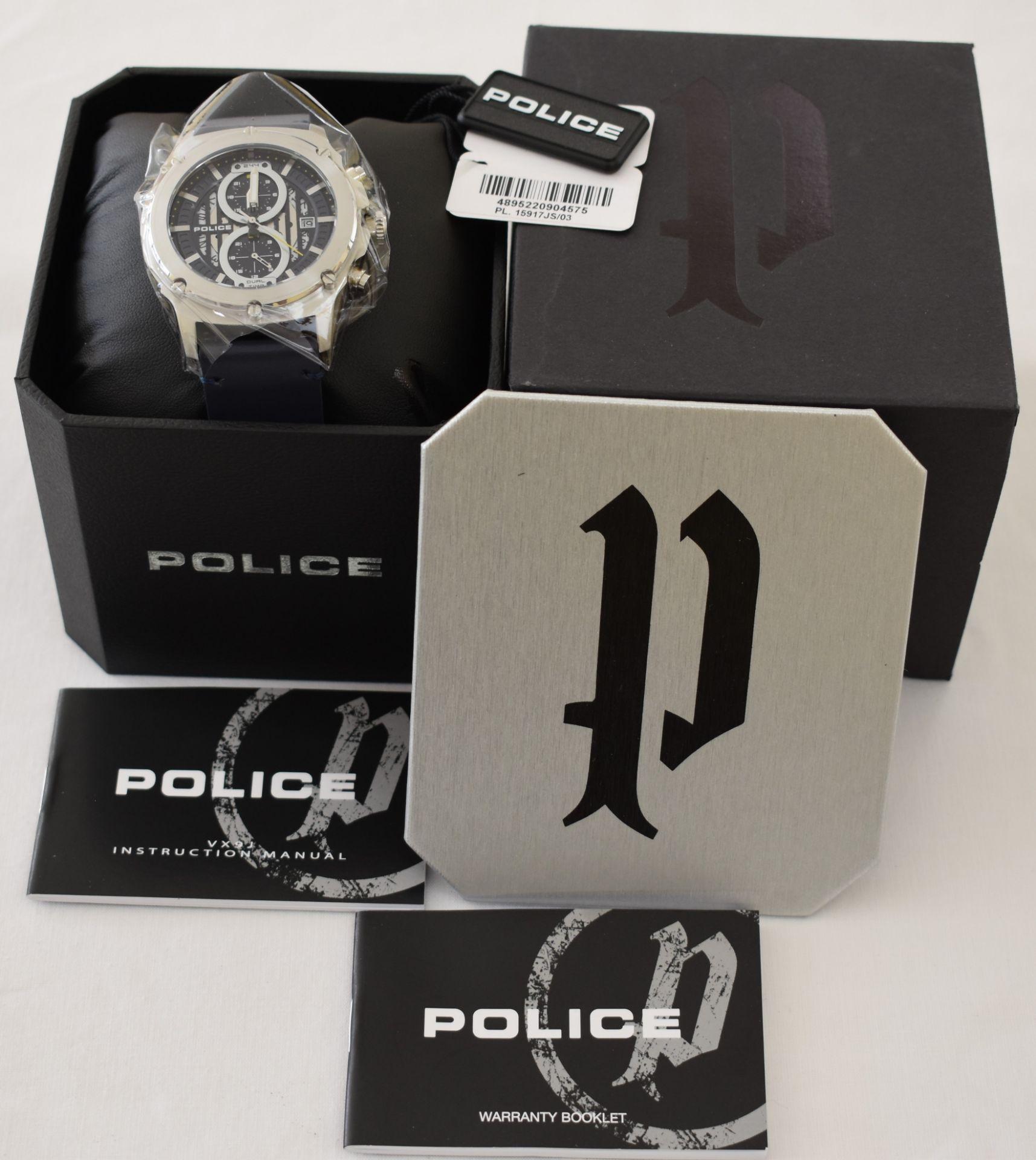 Police PL.15917JS/03 Men's Watch