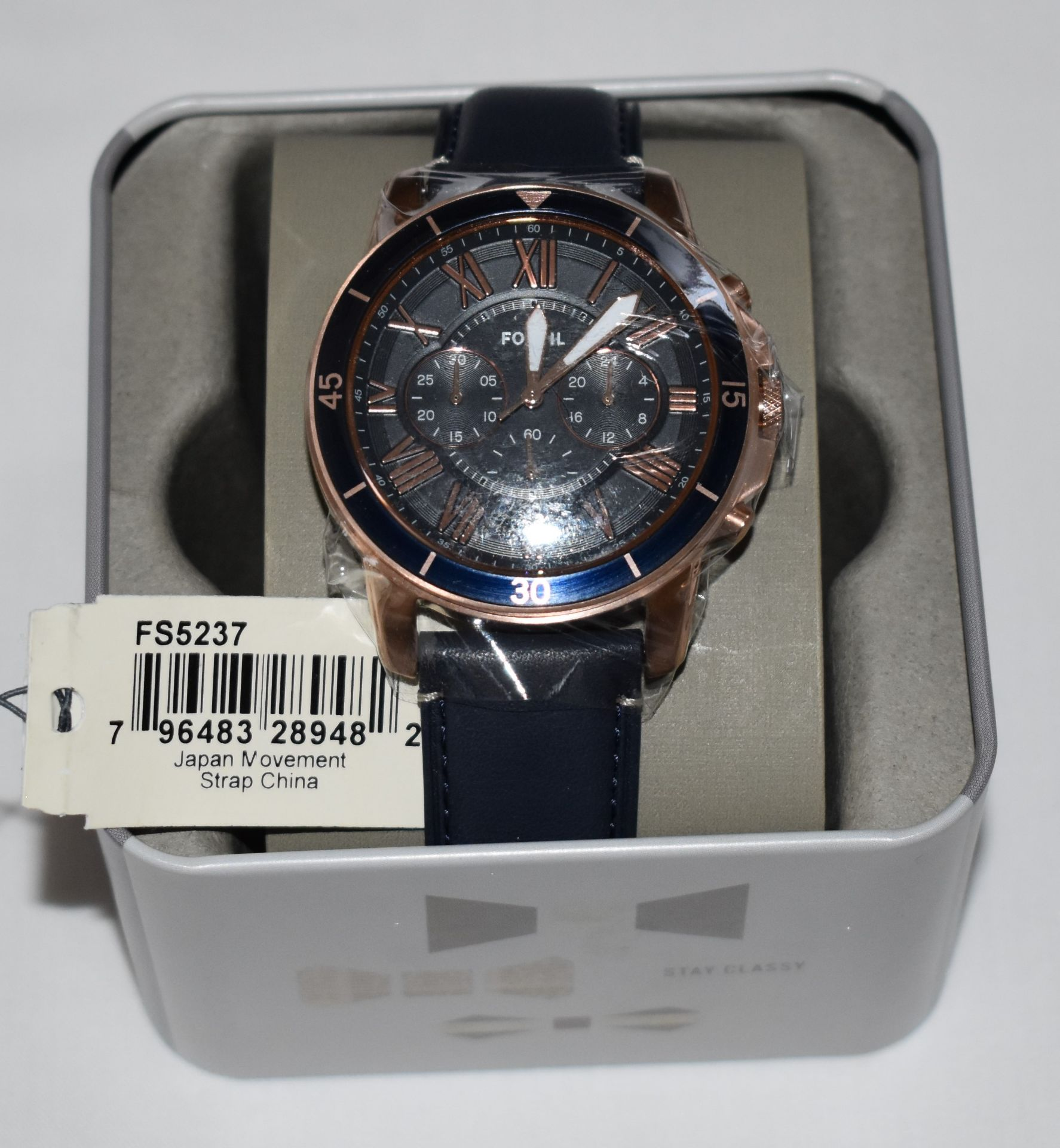 Fossil Men's Watch FS 5237 - Image 2 of 2