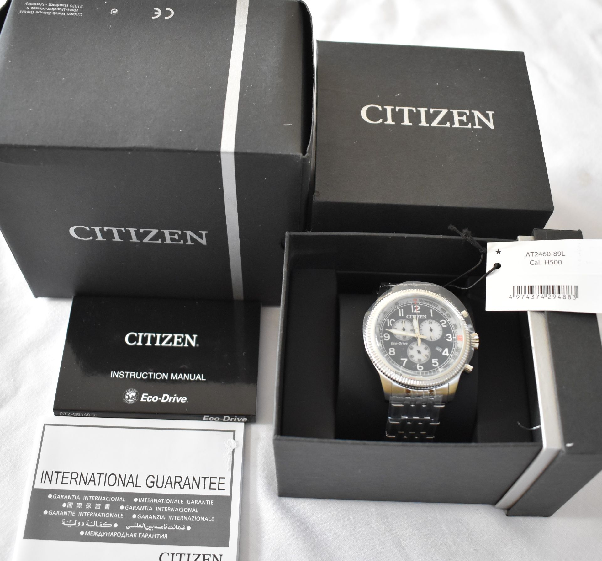 Citizen Men's Watch AT2460-89L