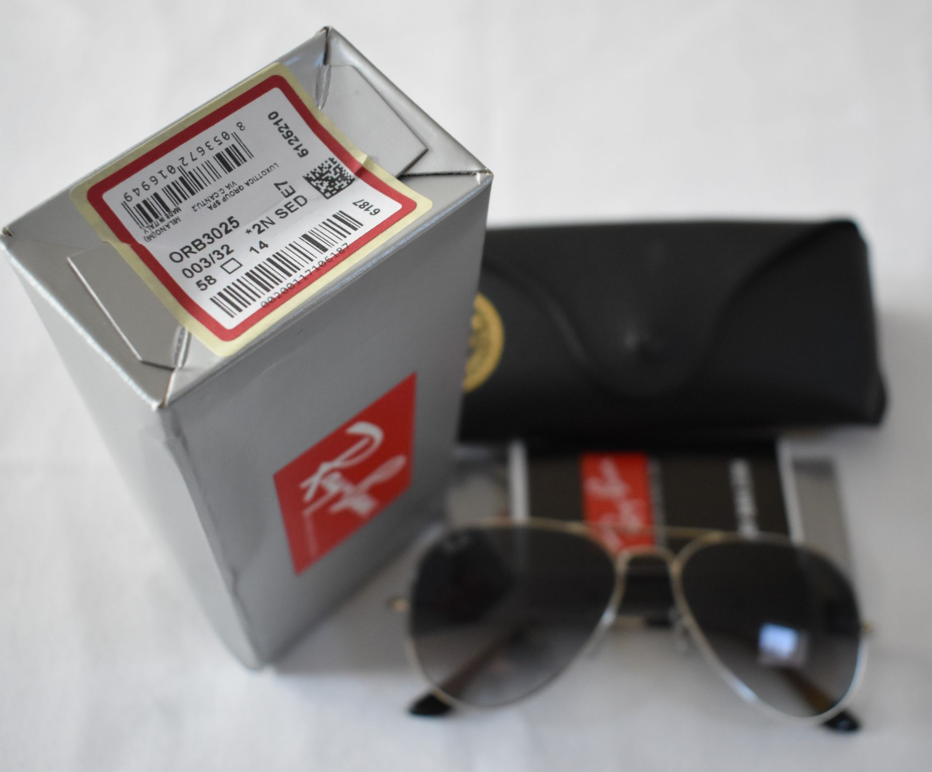 Ray Ban Sunglasses ORB3025 003/32 *2N - Image 2 of 2