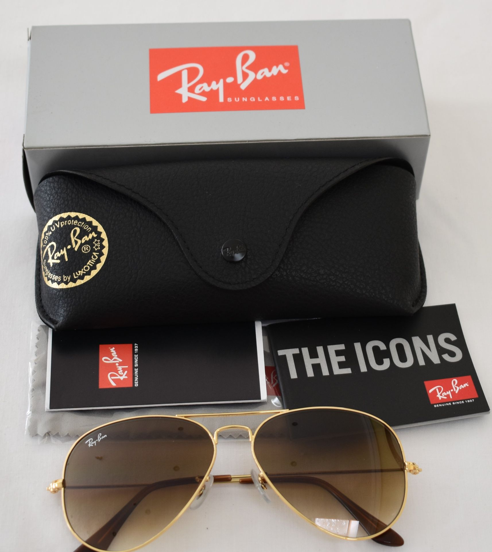 Ray Ban Sunglasses ORB3025 001/51 *3N