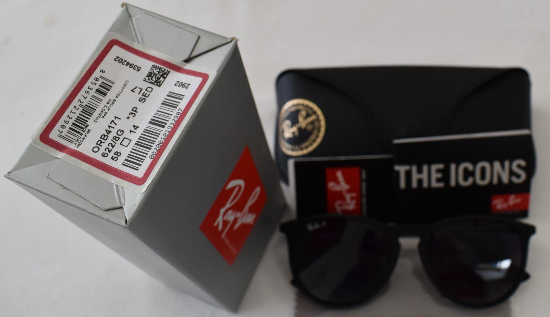 Ray Ban Sunglasses ORB4171 622/8G *3P - Image 3 of 3