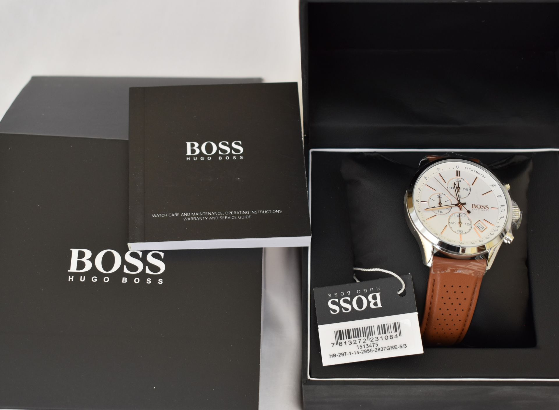 Hugo Boss Men's Watch HB1513475