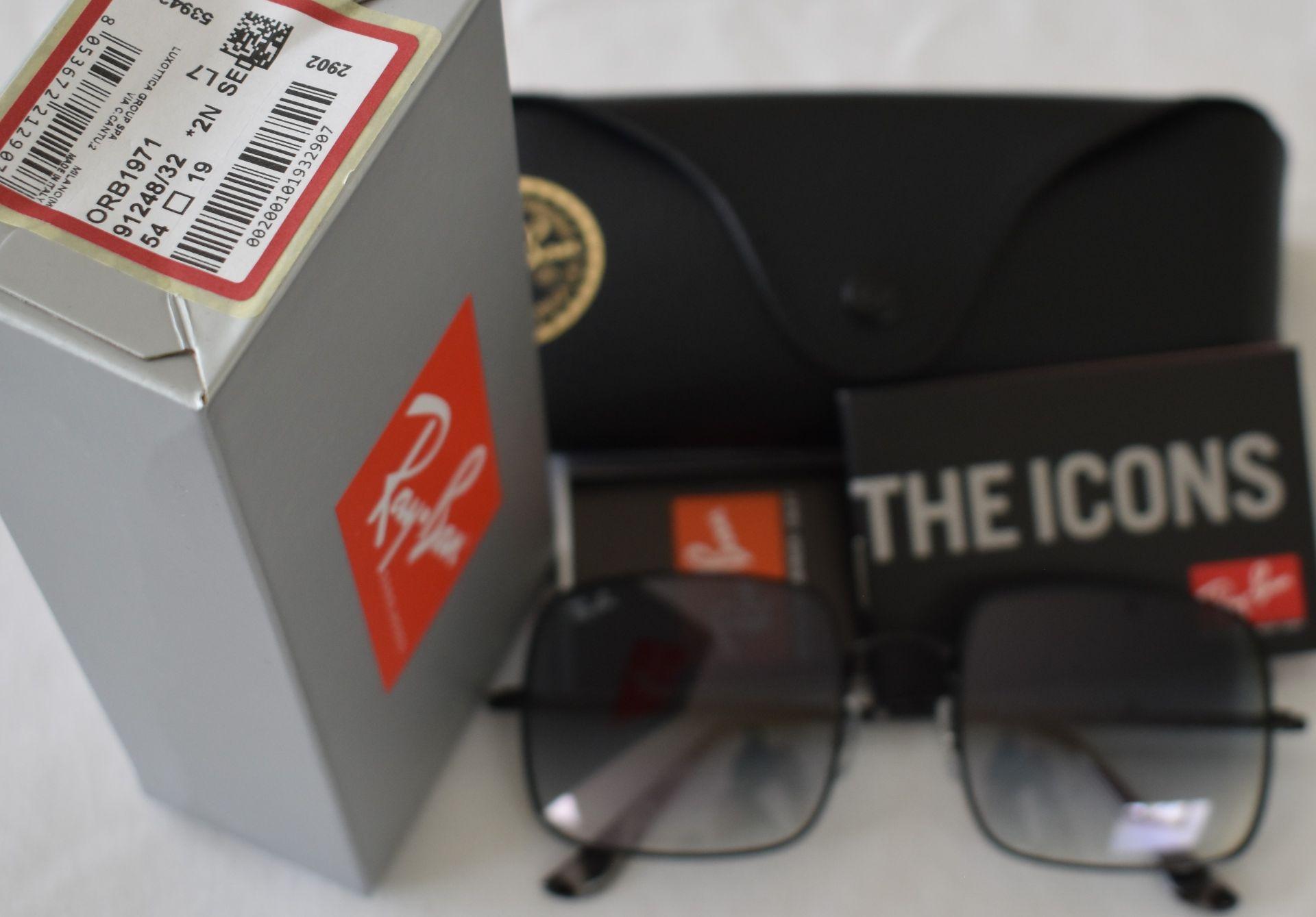 Ray Ban Sunglasses ORB1971 91248/32 *2N - Image 2 of 2
