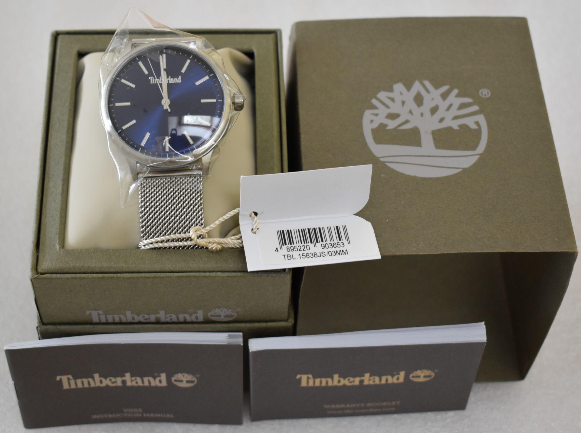 Timberland TBL.15638JS/03MM MenÕs Watch