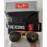 Ray Ban Sunglasses ORB3609 9140/71 *2N