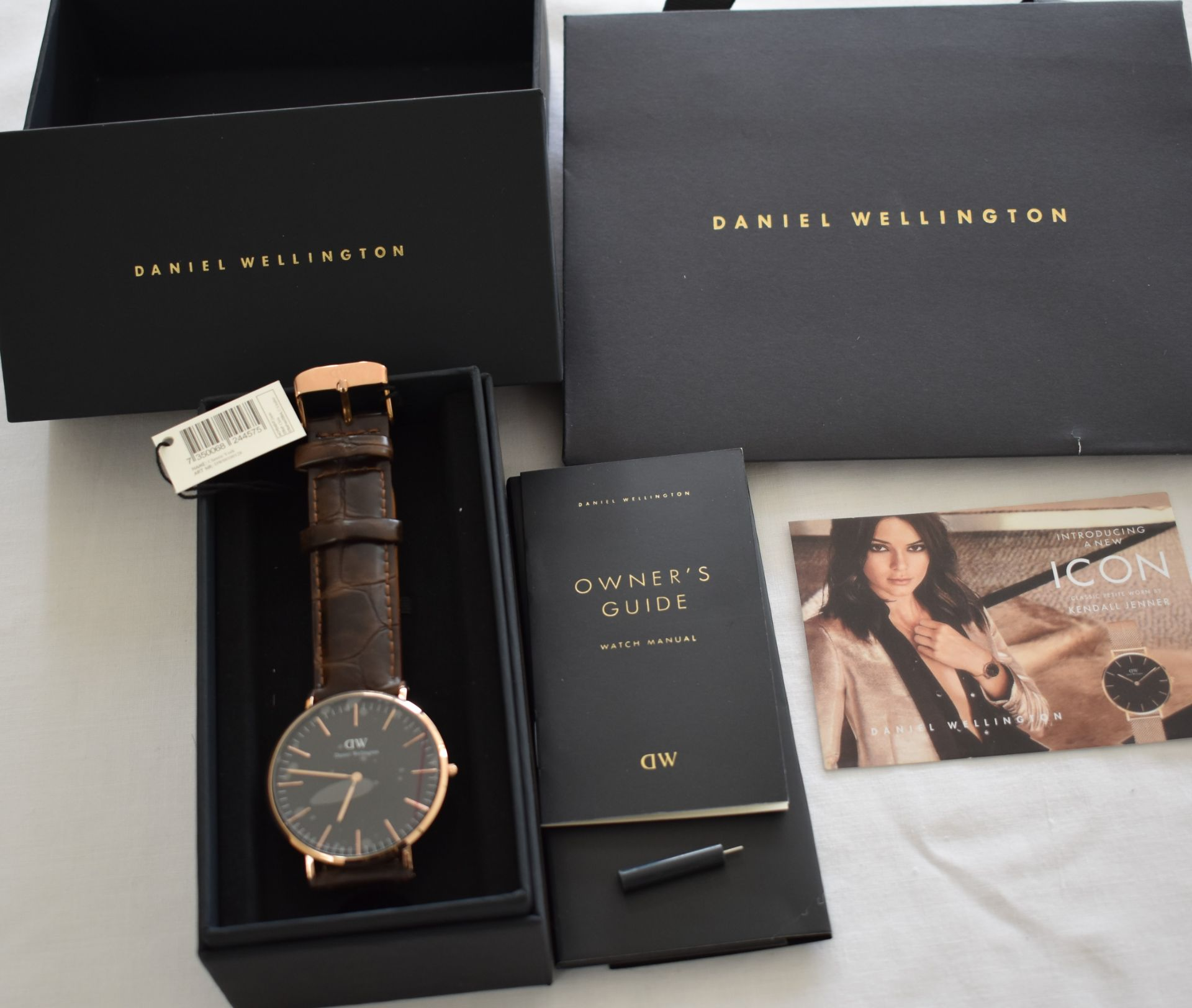 Unisex Daniel Wellington DW00100128 Watch